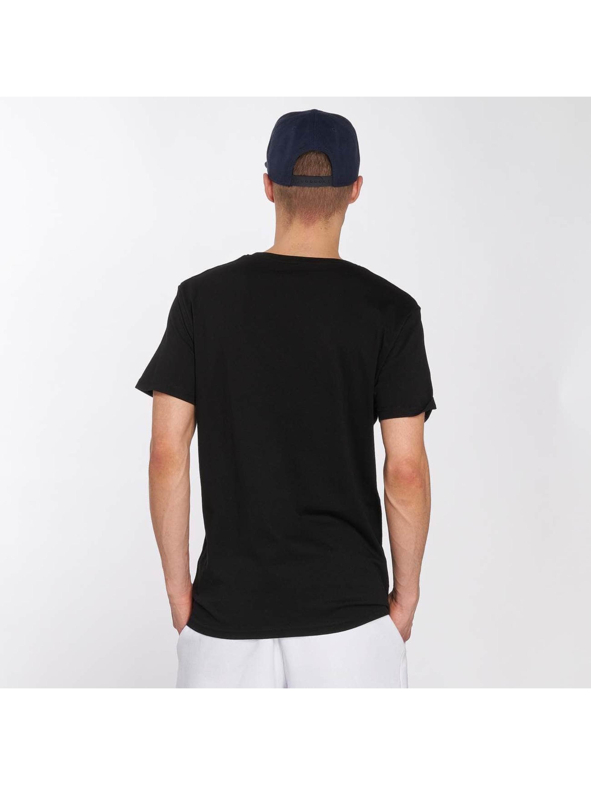 Merchcode T-Shirt Hustler Tongue noir