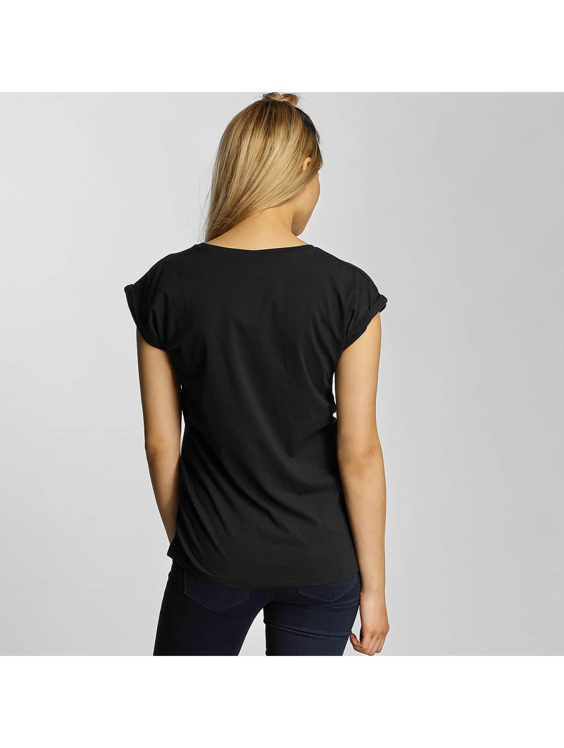 Merchcode T-Shirt Korn Cracked Glass schwarz