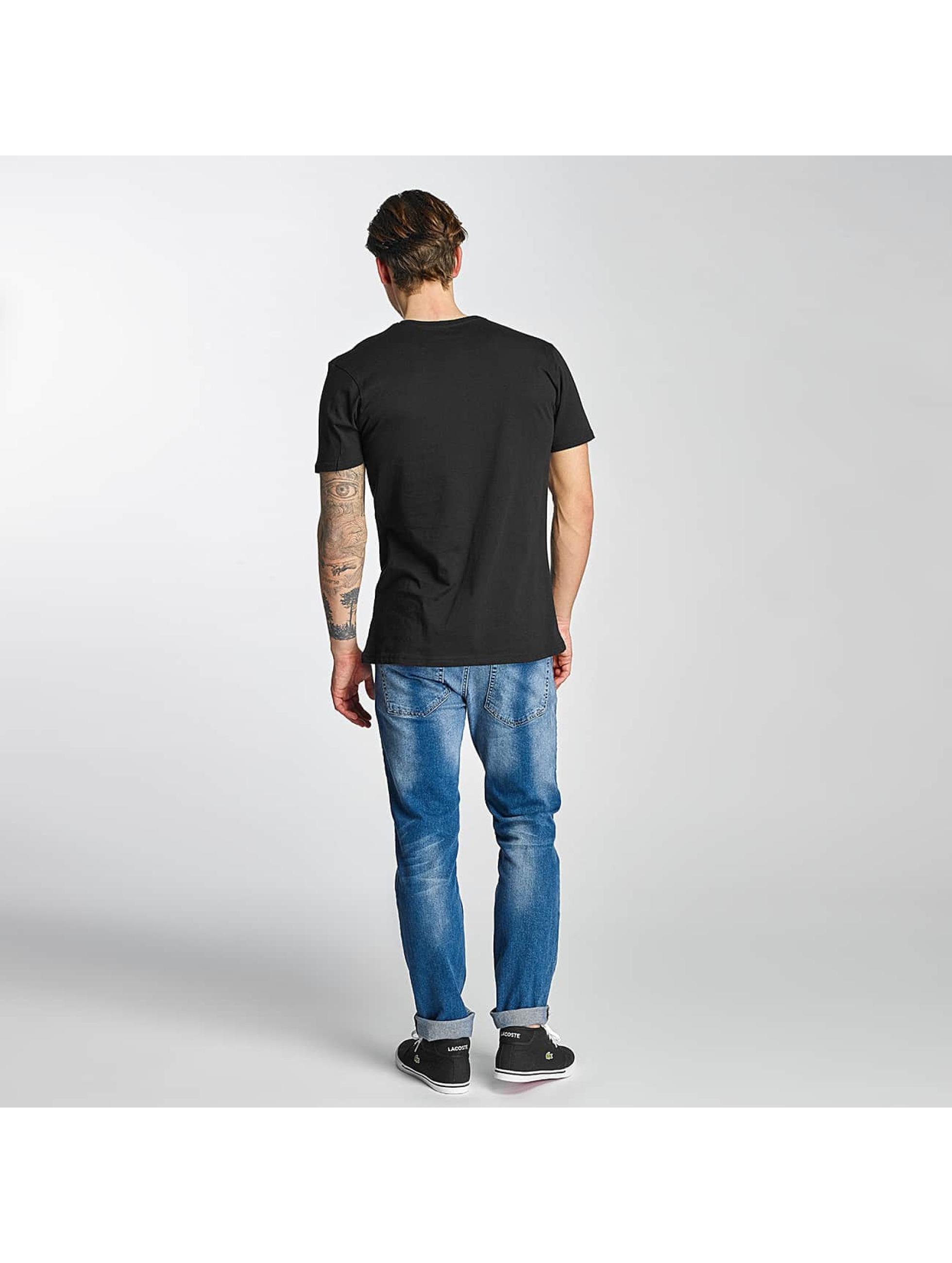 Merchcode T-Shirt ACDC Stiff schwarz