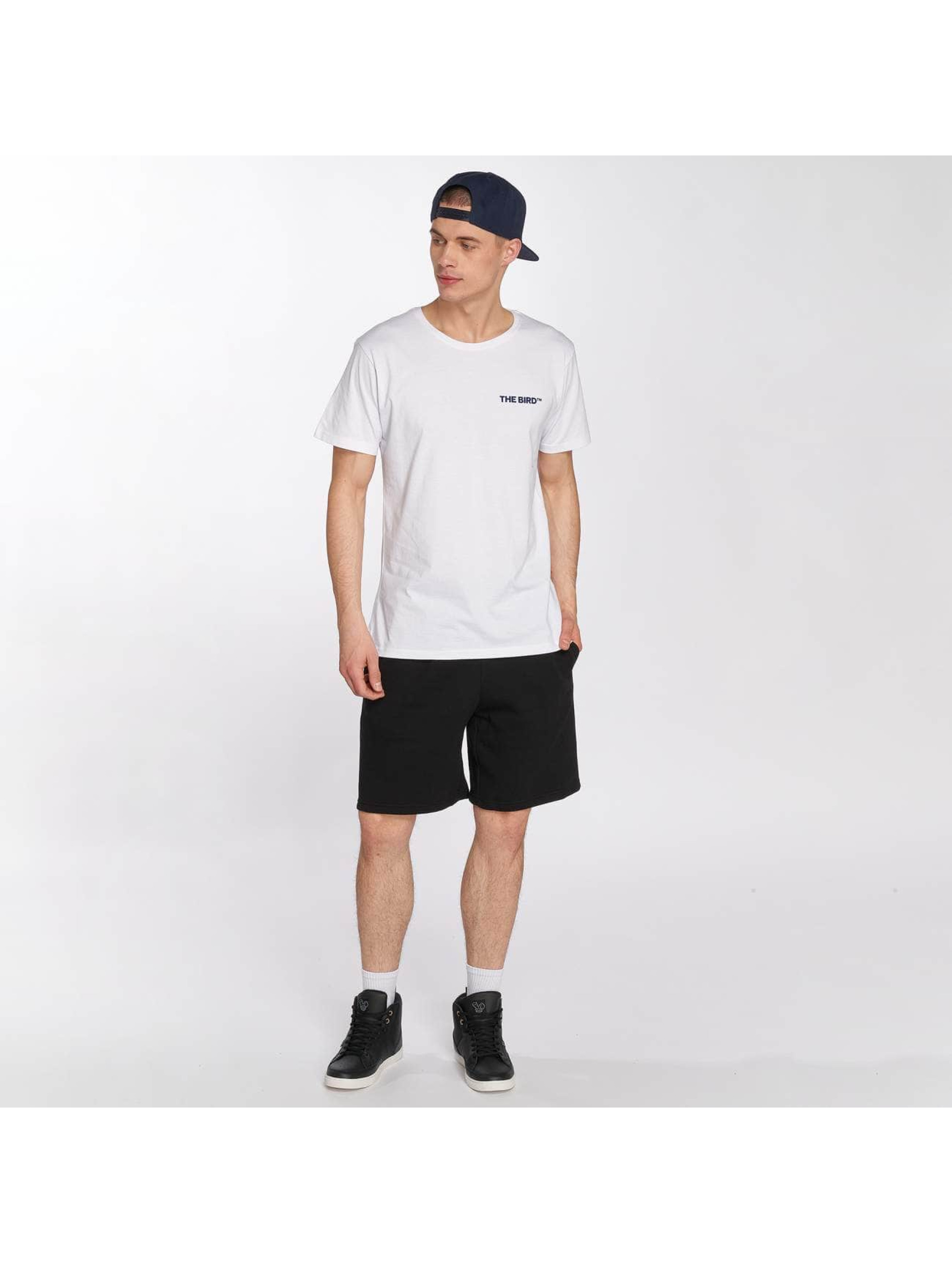 Merchcode T-shirt Air Force Bird vit