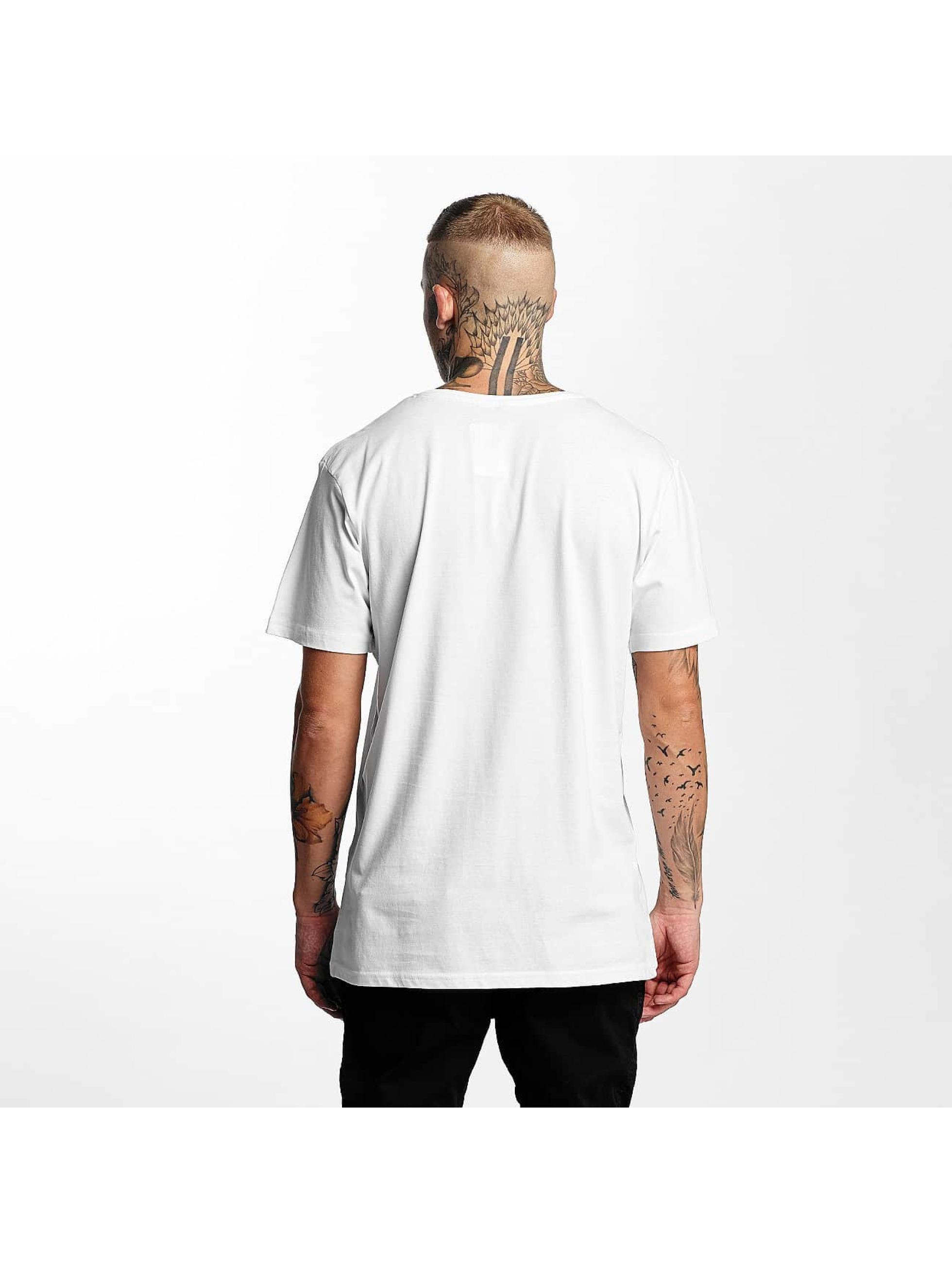 Merchcode T-Shirt Simpsons Moes white