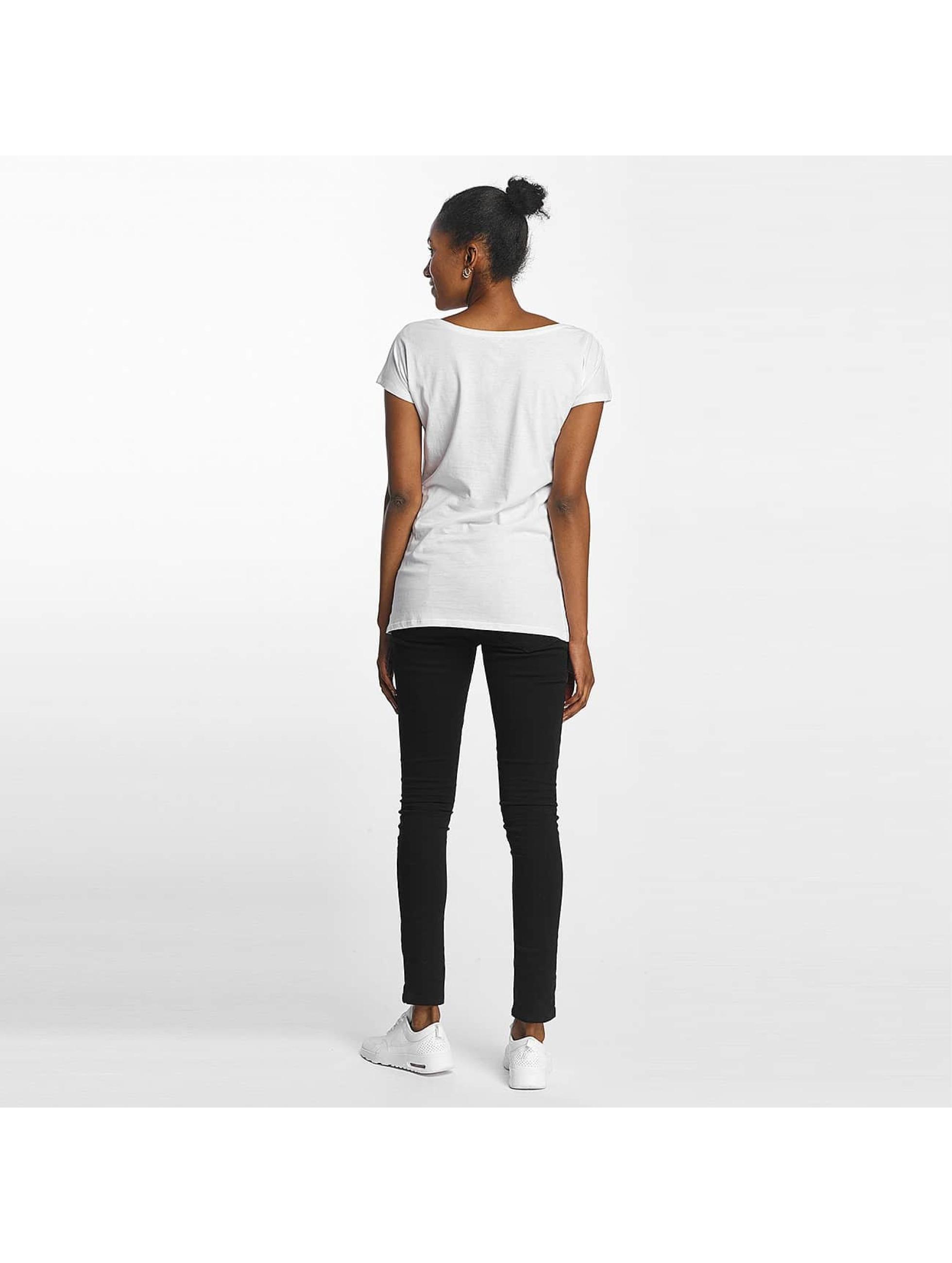 Merchcode T-Shirt Simpsons Donut white