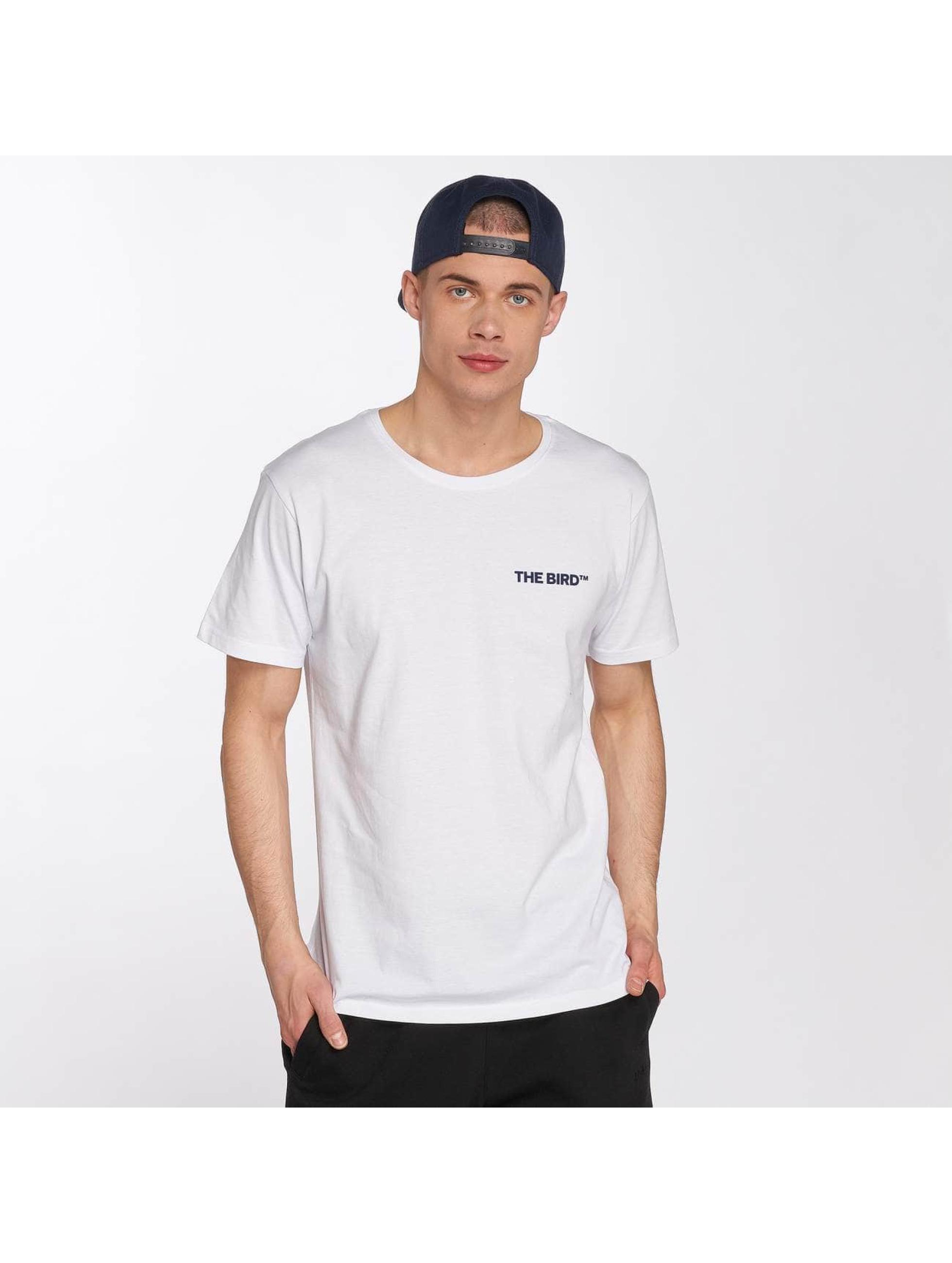 Merchcode t-shirt Air Force Bird wit