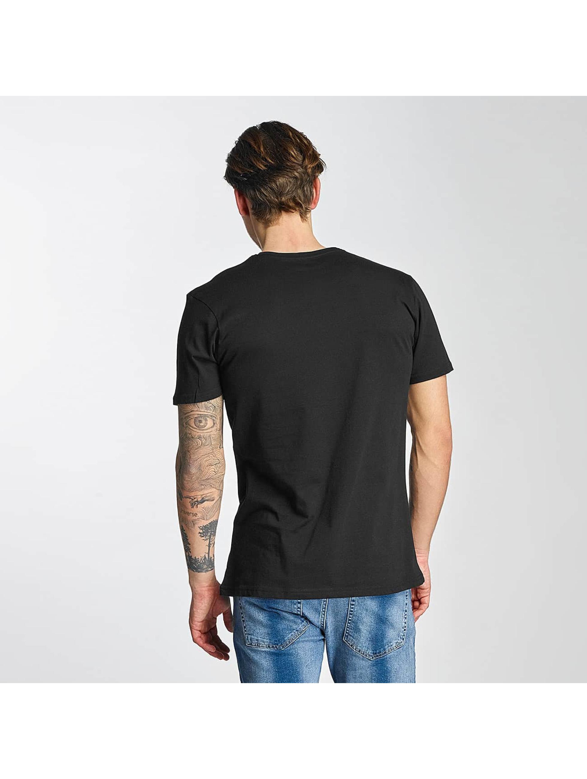 Merchcode t-shirt Green Day Paradise zwart
