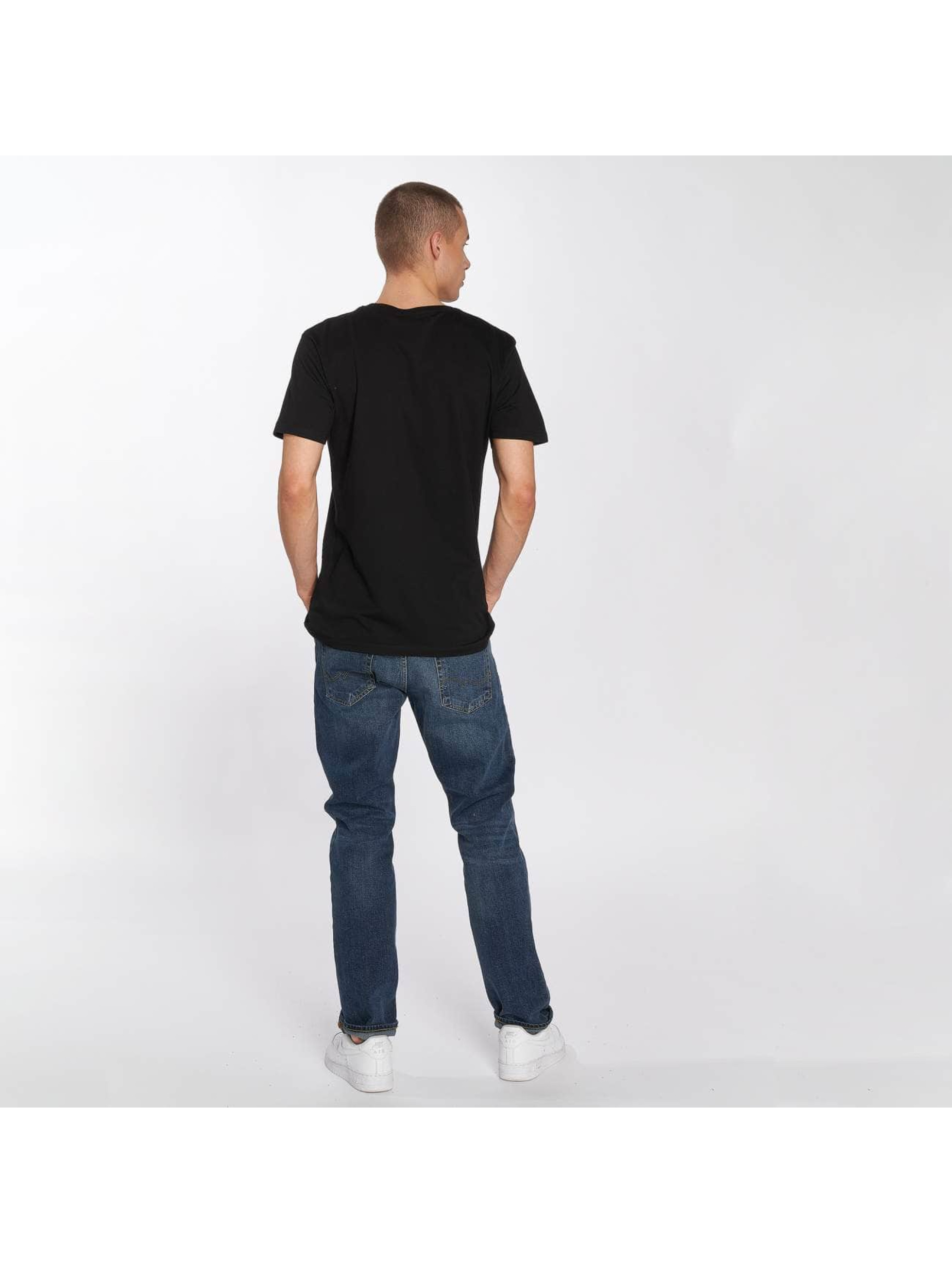 Merchcode t-shirt Hustler X-Rated zwart