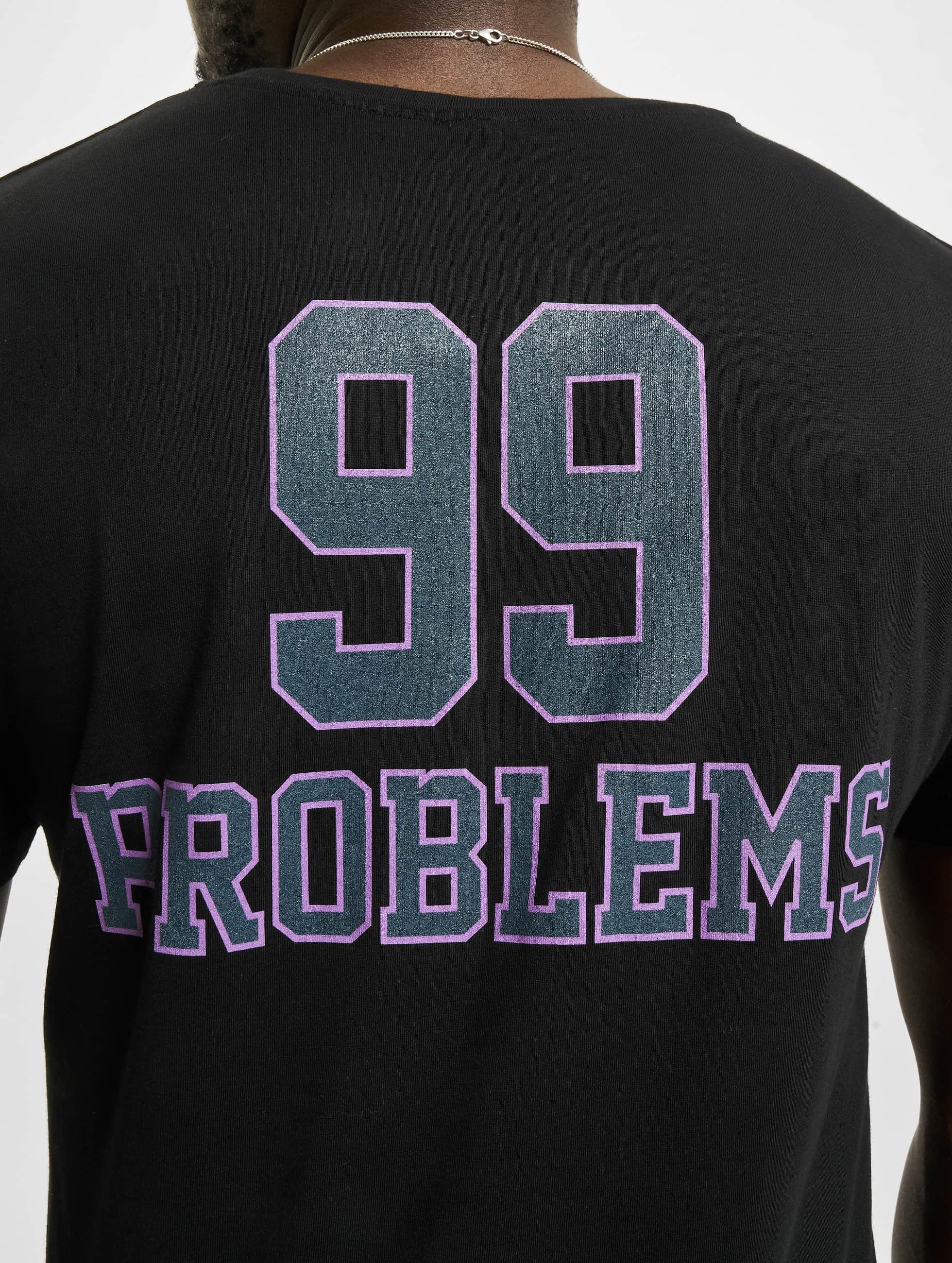 Merchcode t-shirt Jay 99 Problems zwart