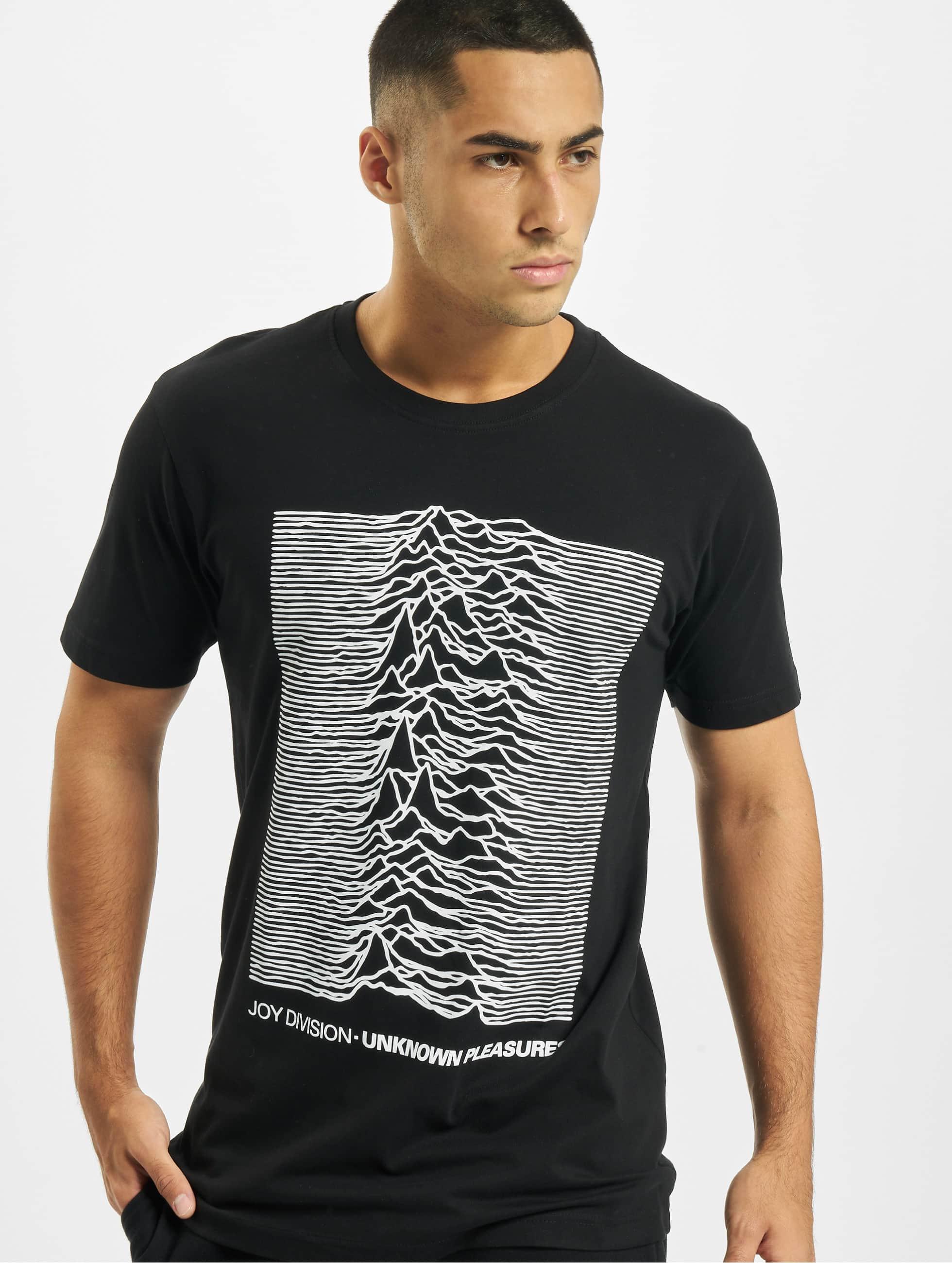 Merchcode T-Shirty Joy Division Up czarny