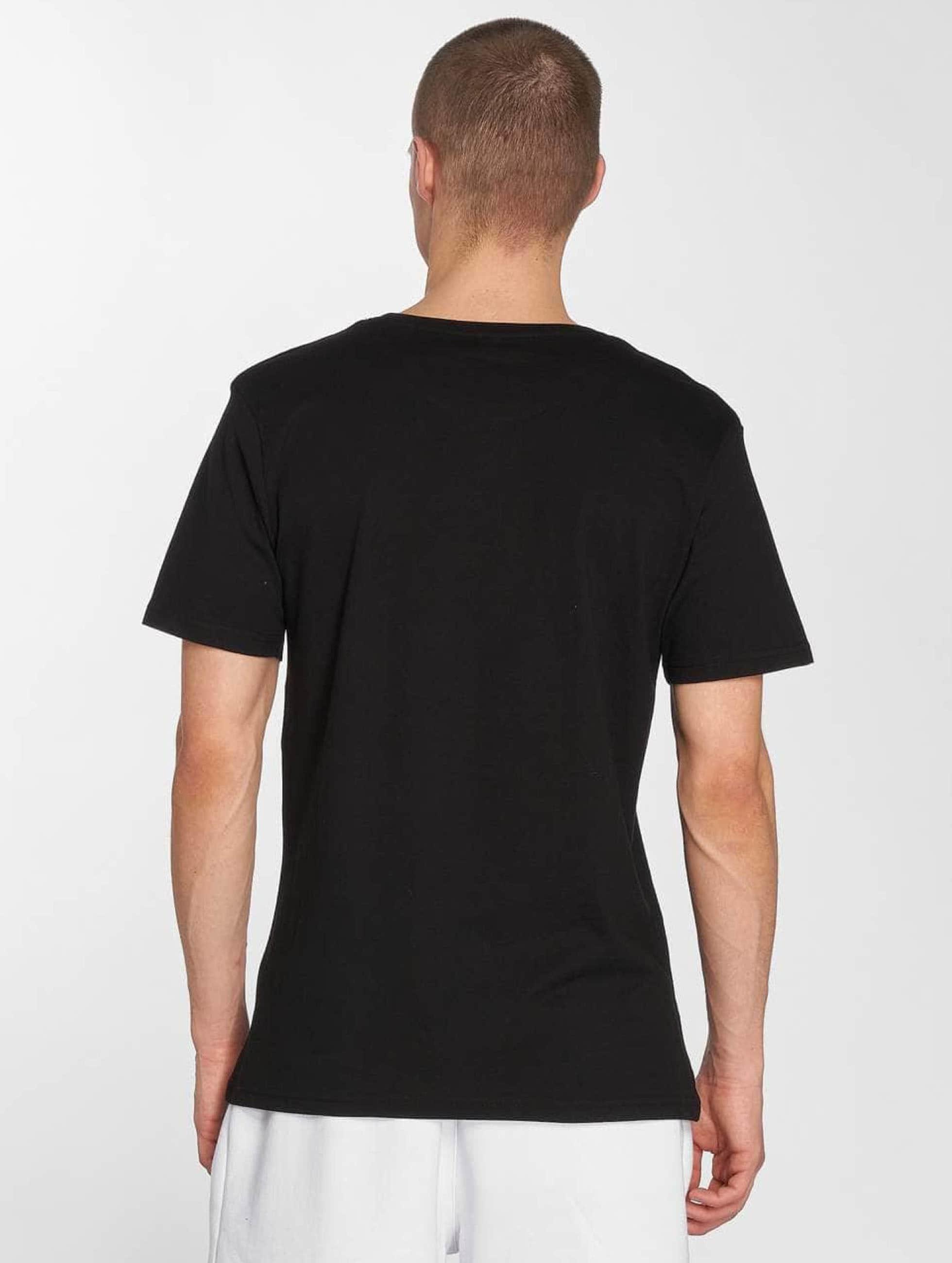 Merchcode T-Shirty Korn Serenity czarny