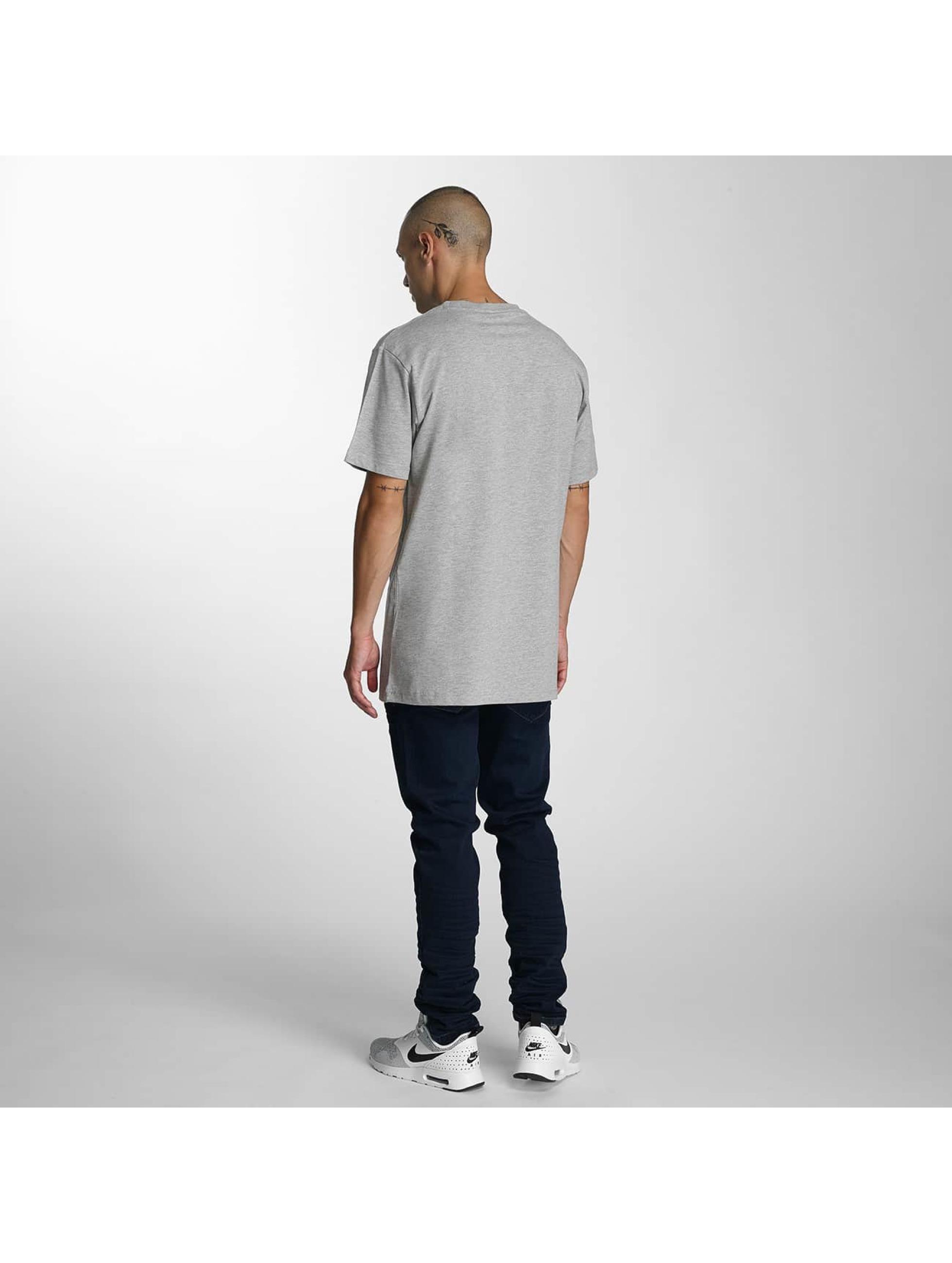 Merchcode T-skjorter Banksy What Boy grå