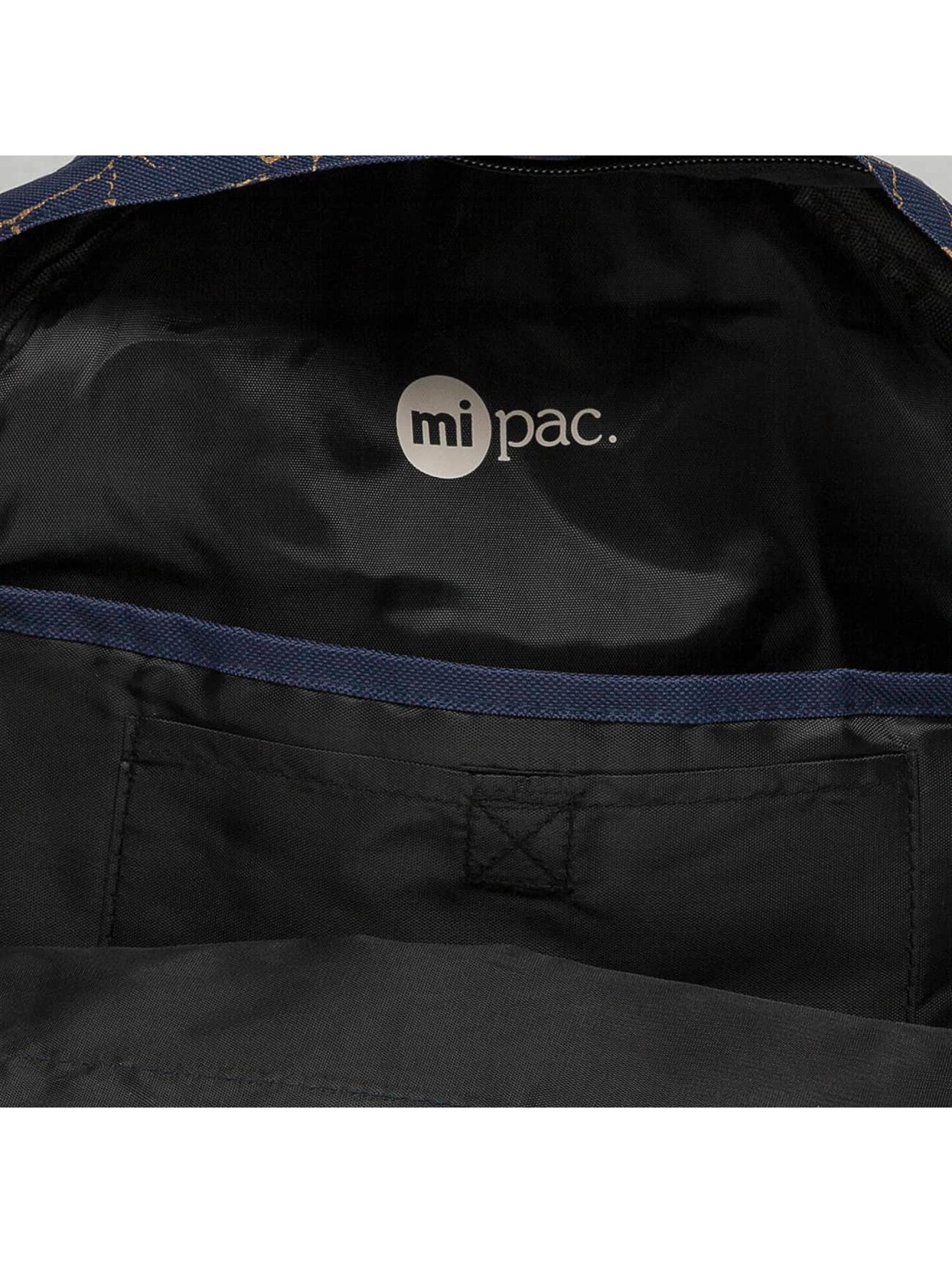 Mi-Pac Рюкзак Cracked синий