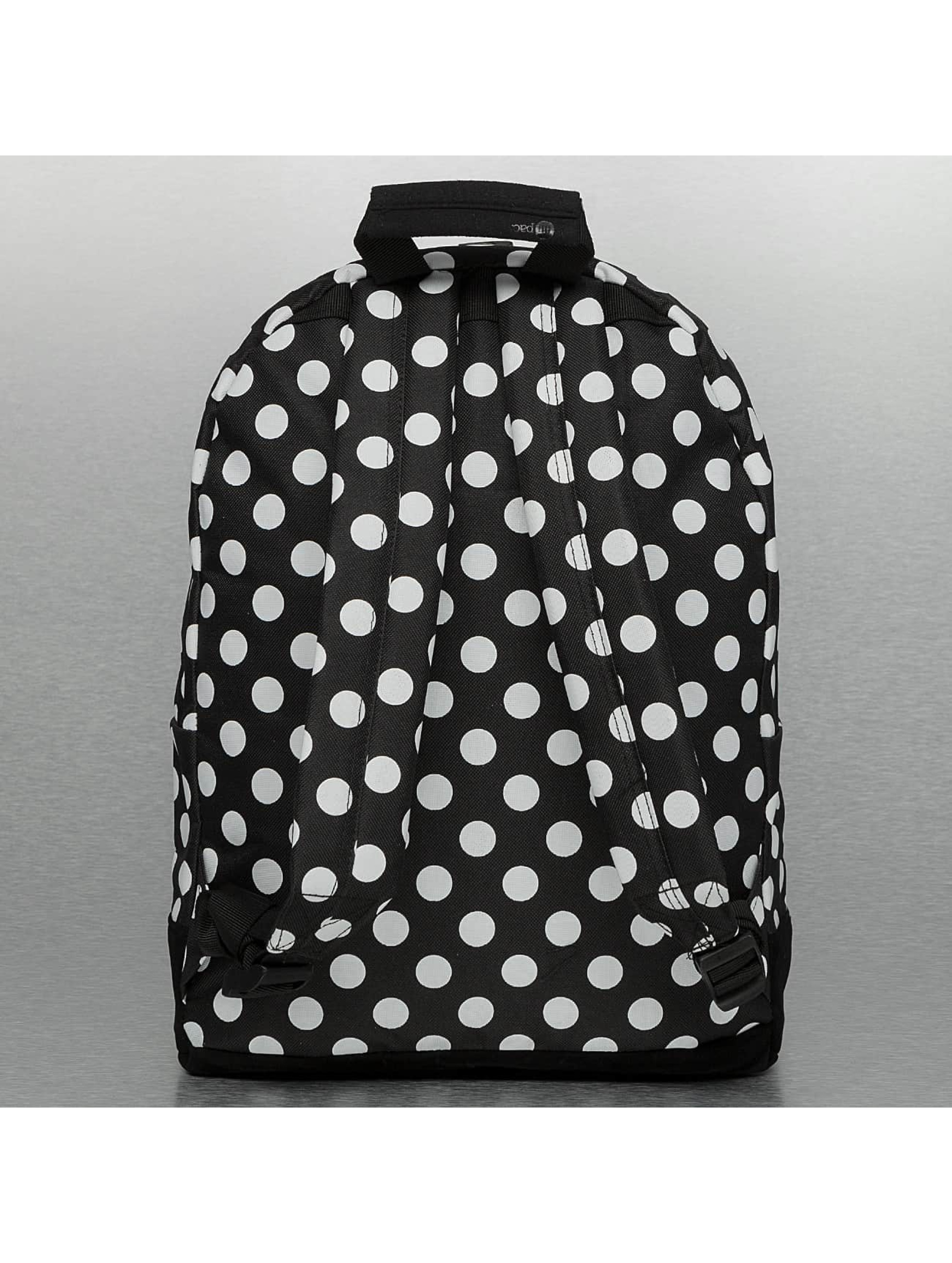 Mi-Pac Backpack All Polka black