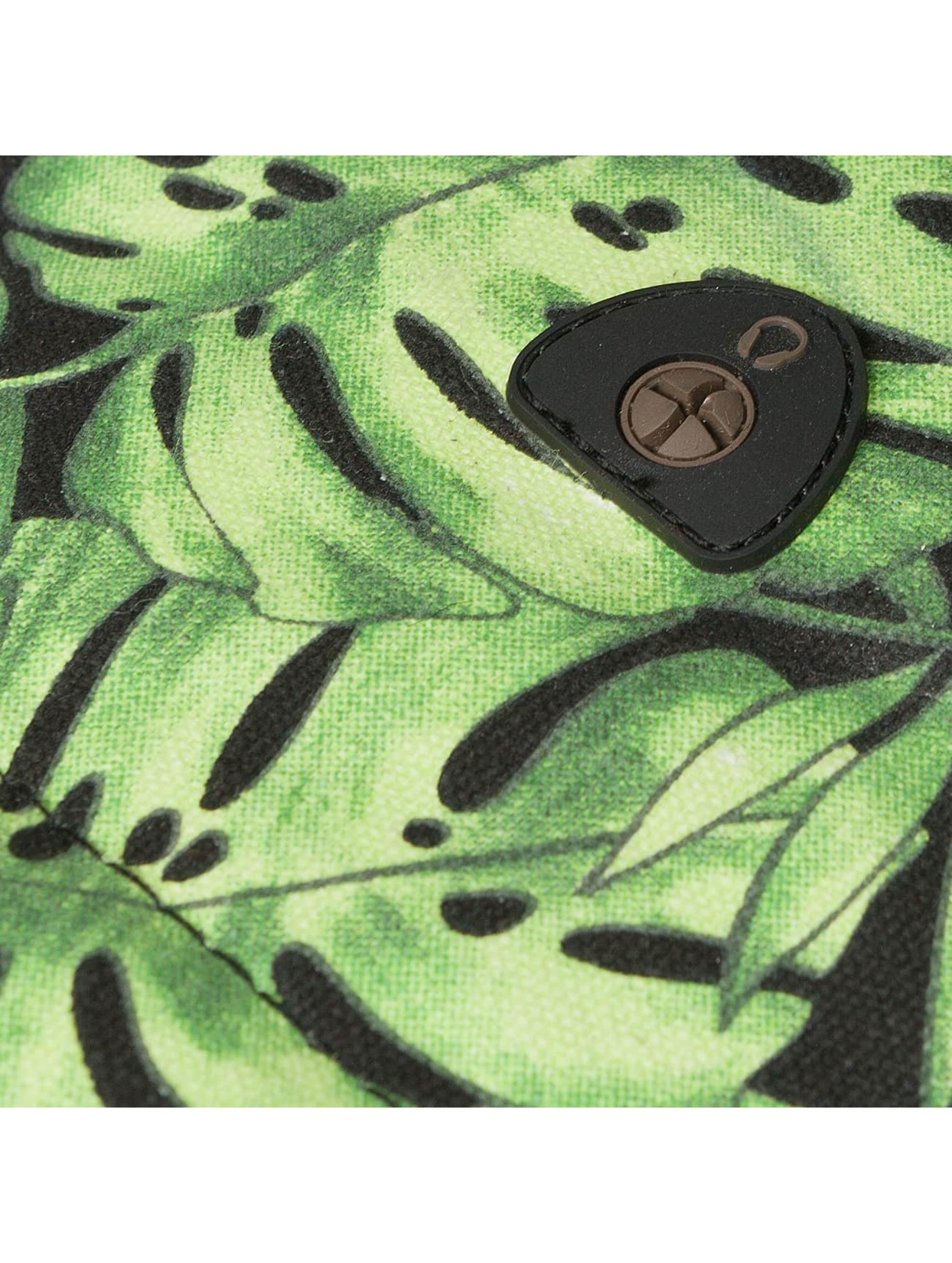 Mi-Pac Backpack Tropical Leaf black