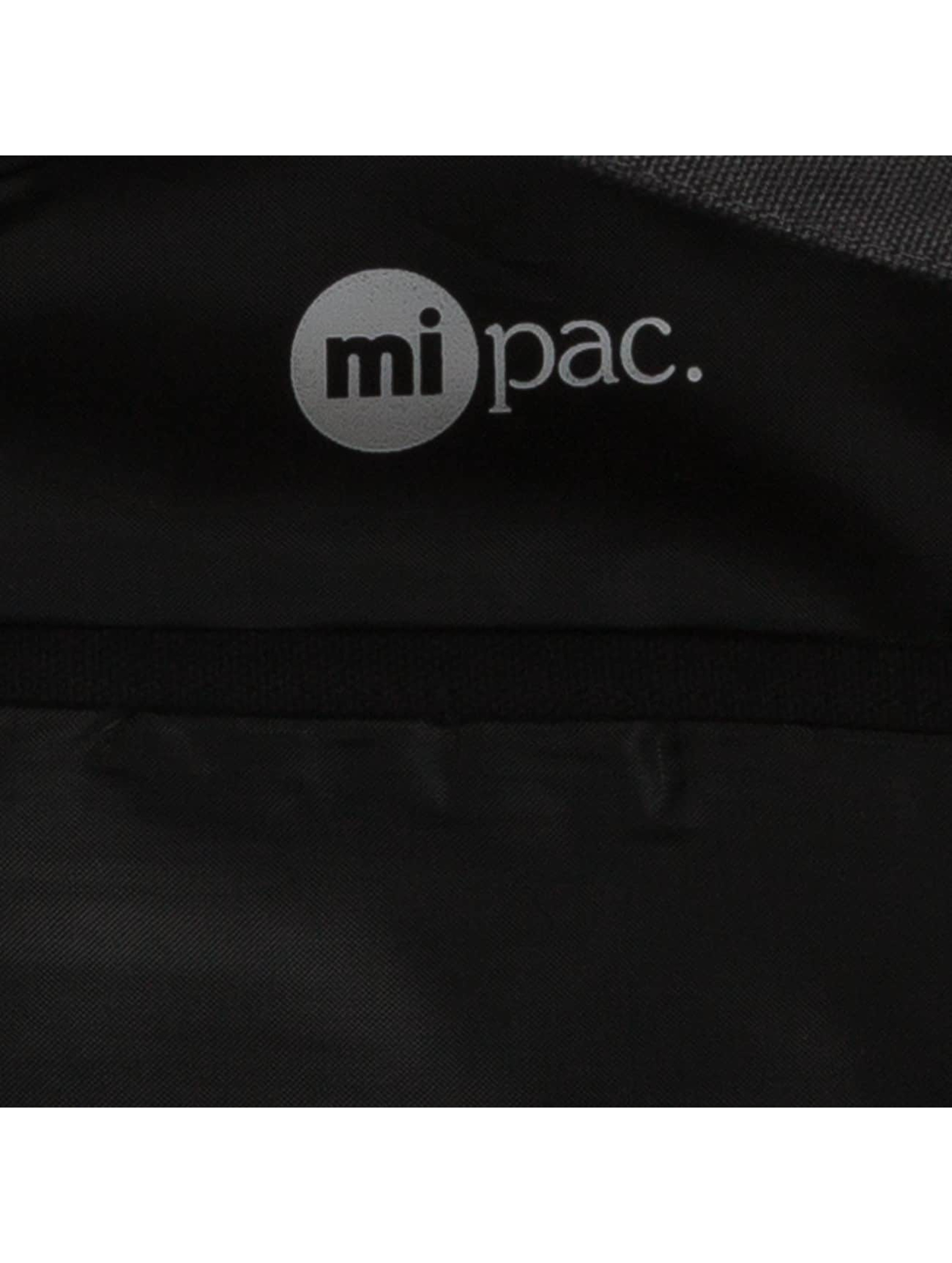 Mi-Pac Backpack Premiums Canvas Tonal black