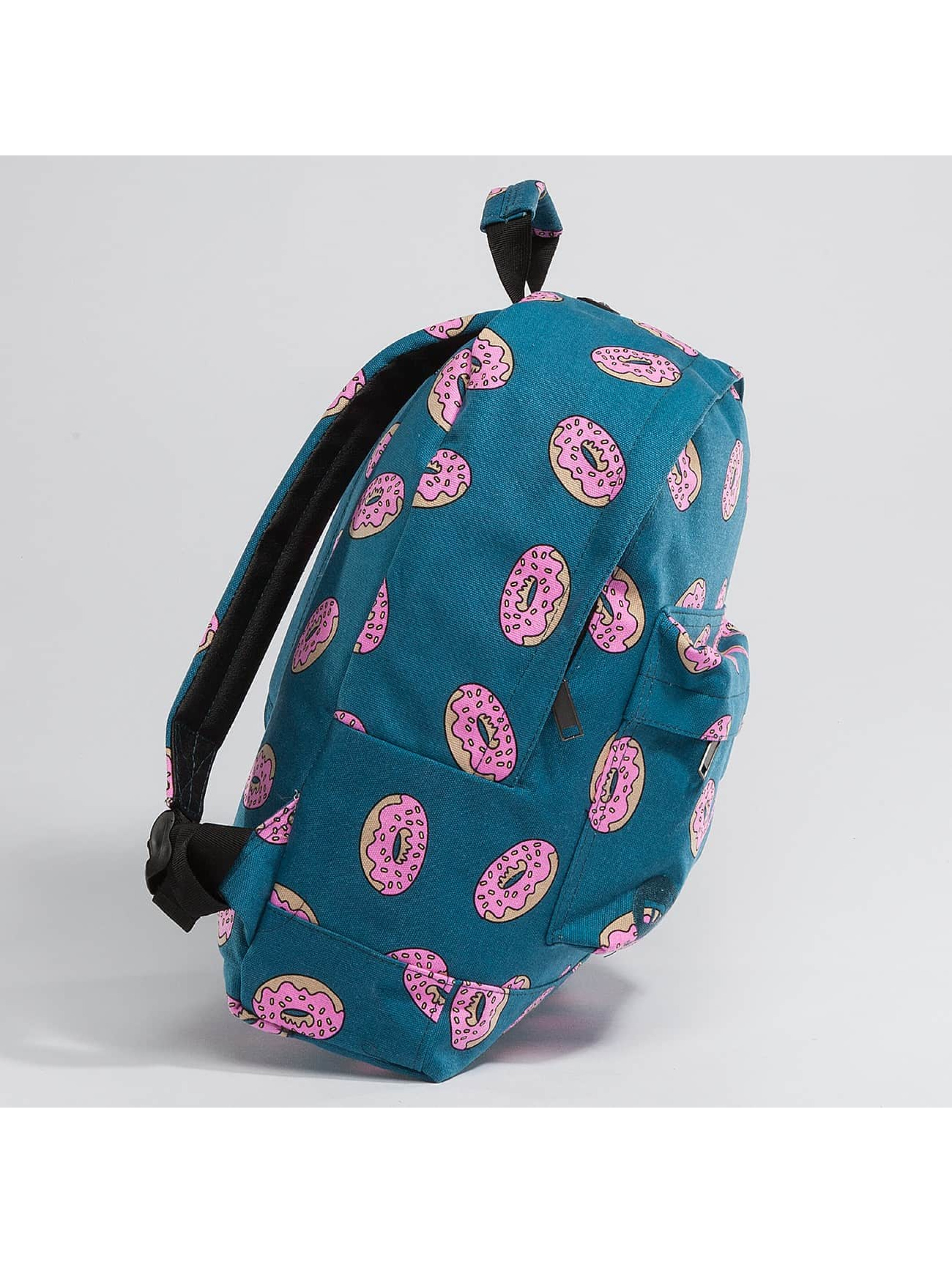 Mi-Pac Backpack Doughnut blue