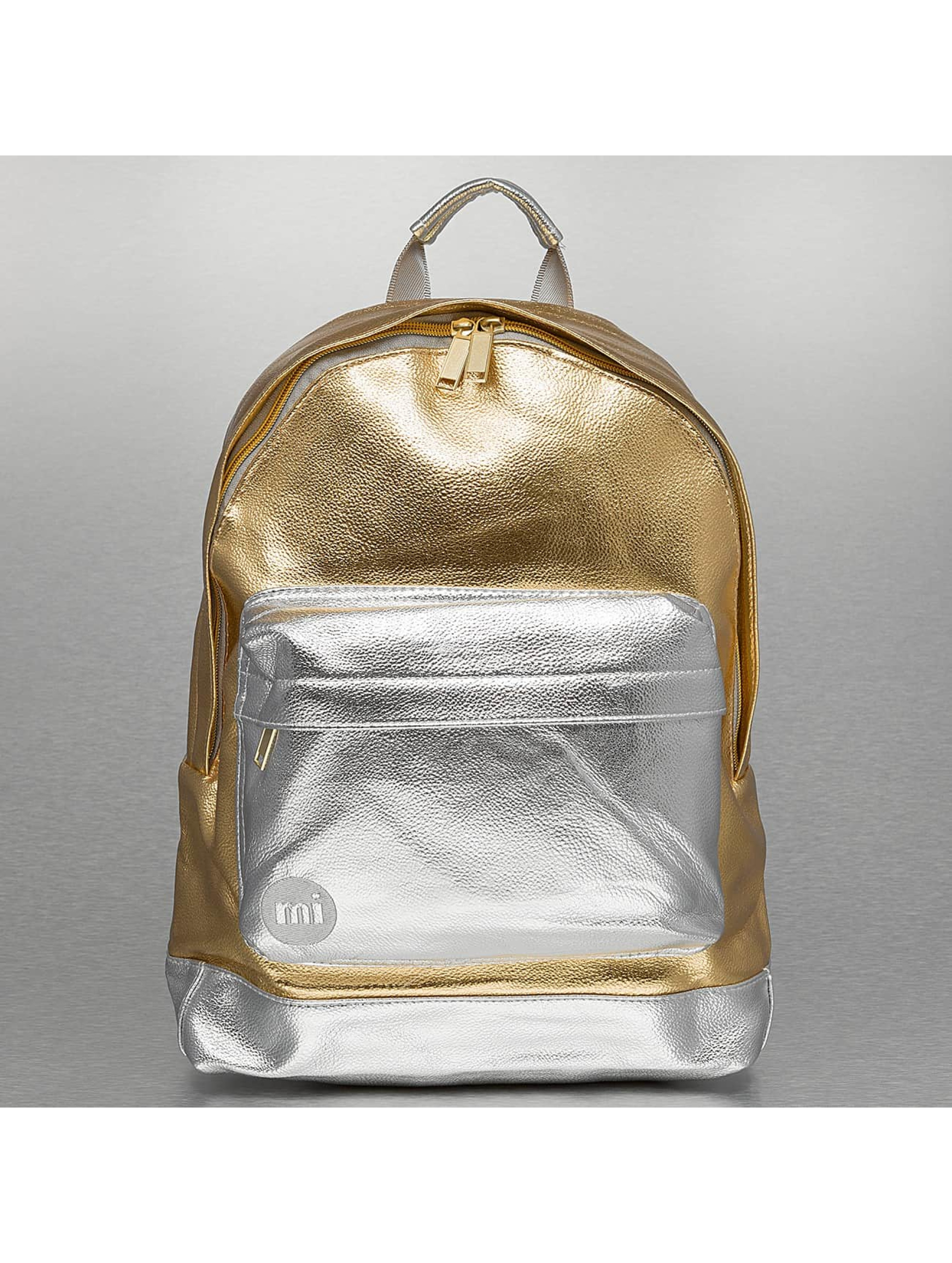 Mi-Pac Backpack 24K. G. gold colored