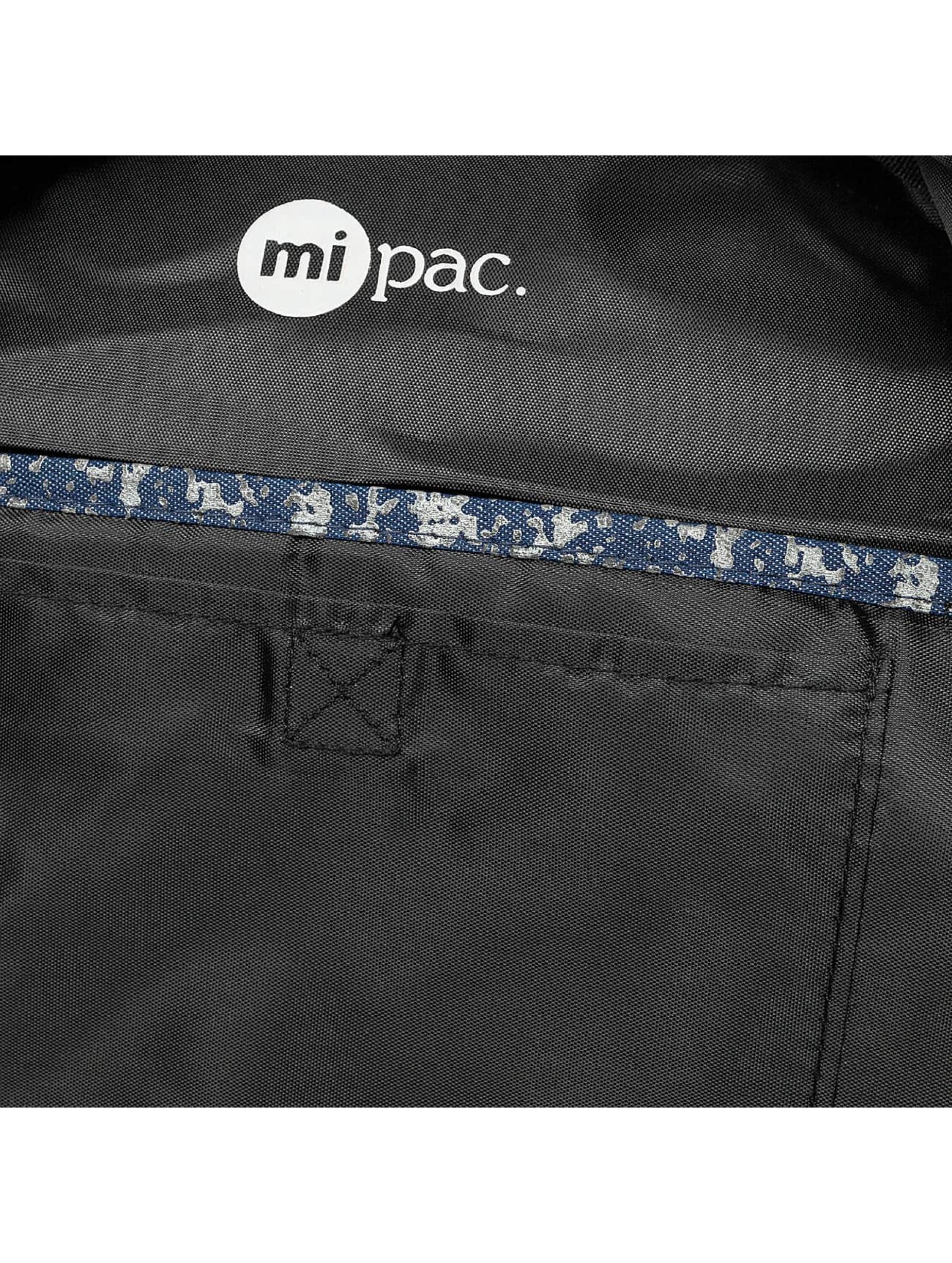 Mi-Pac Batohy Denim Splatter indigo