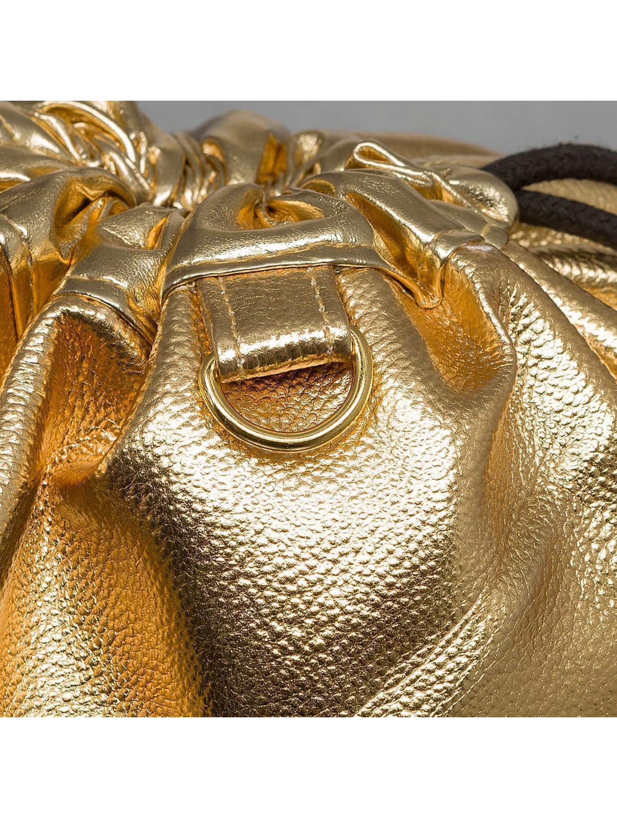 Mi-Pac Beutel en Kit goldfarben