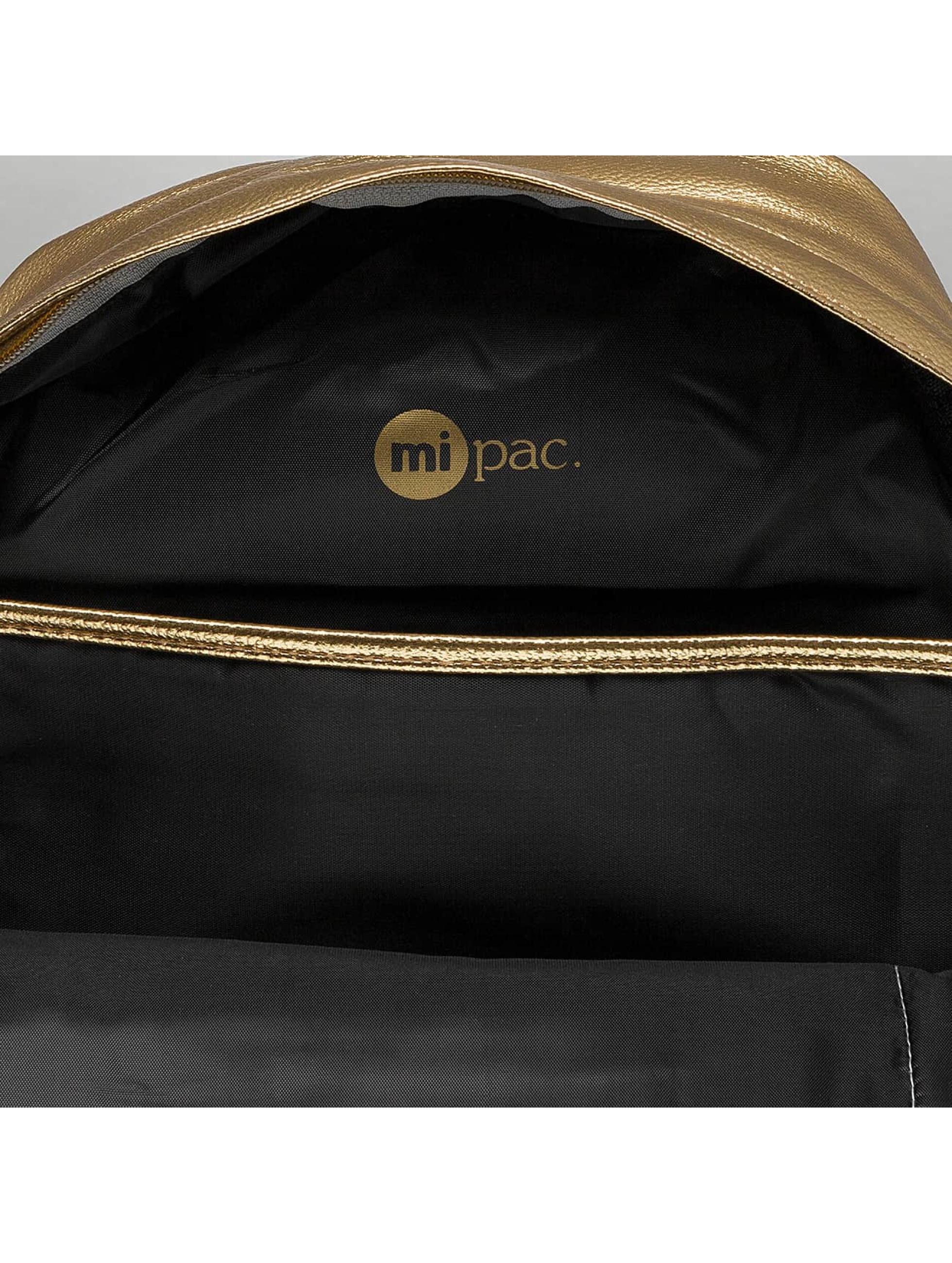 Mi-Pac Rucksack 24K. G. goldfarben