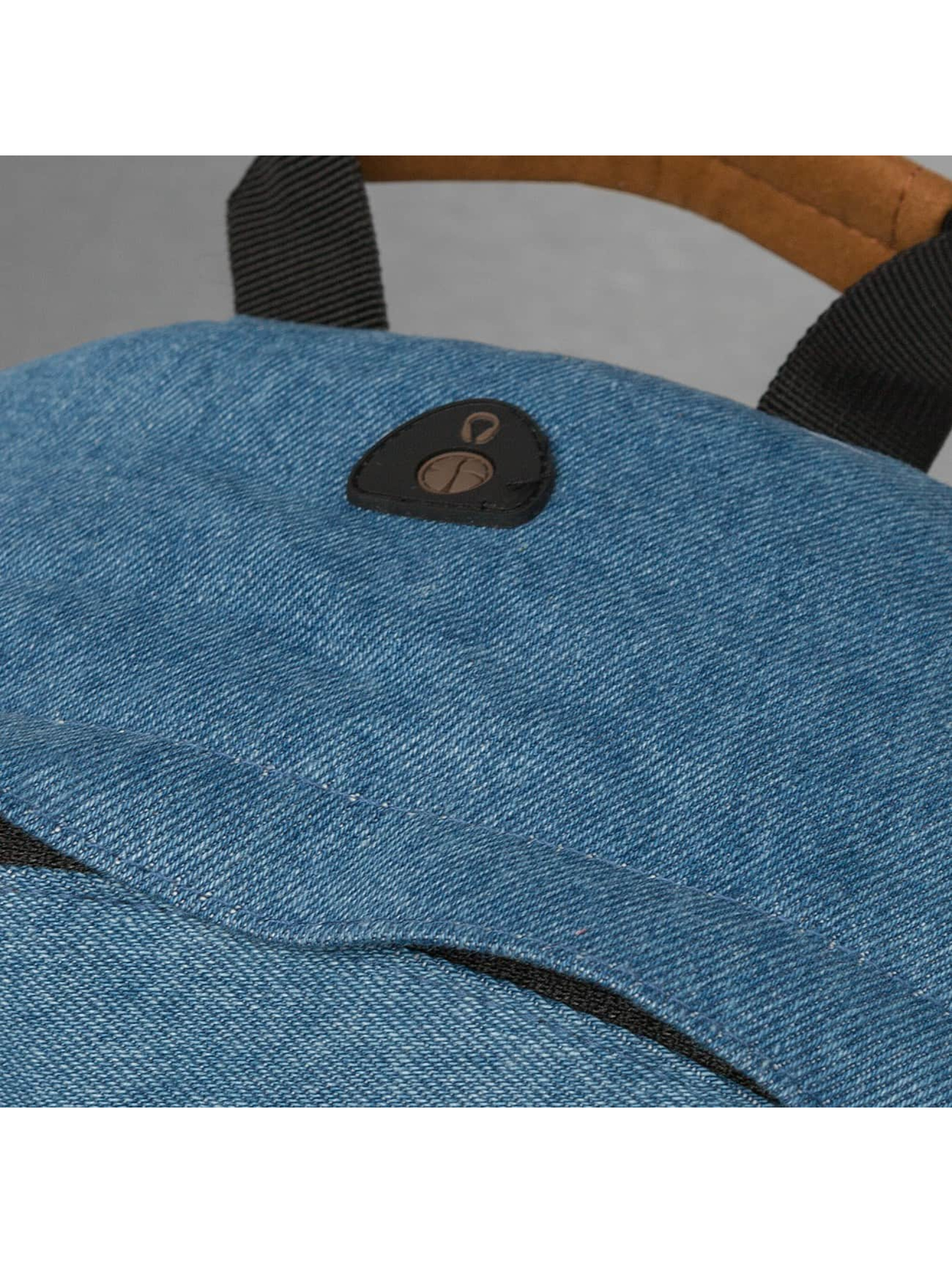 Mi-Pac Ryggsekker Denim Patch Premium blå