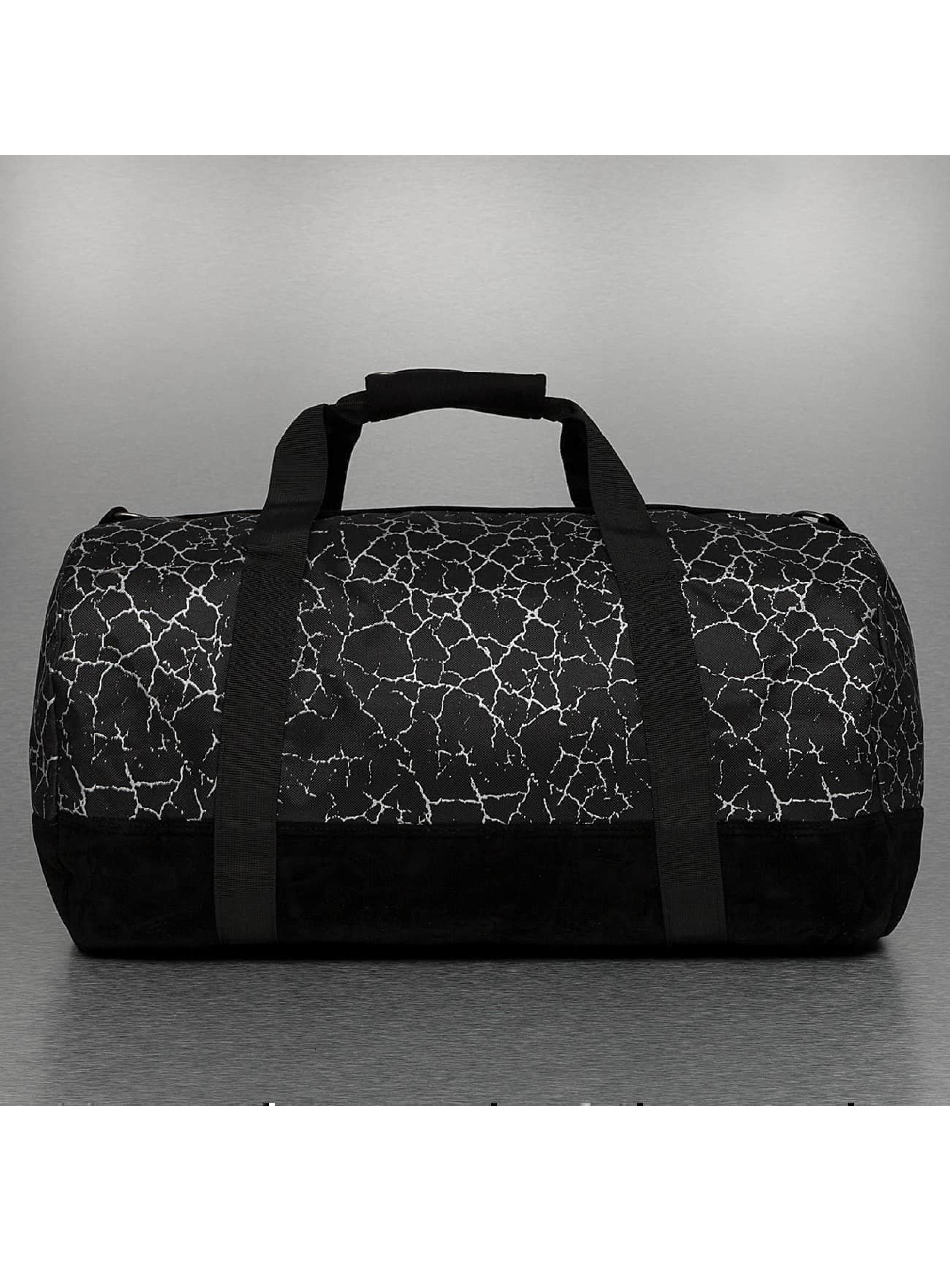 Mi-Pac Tasche Cracked schwarz