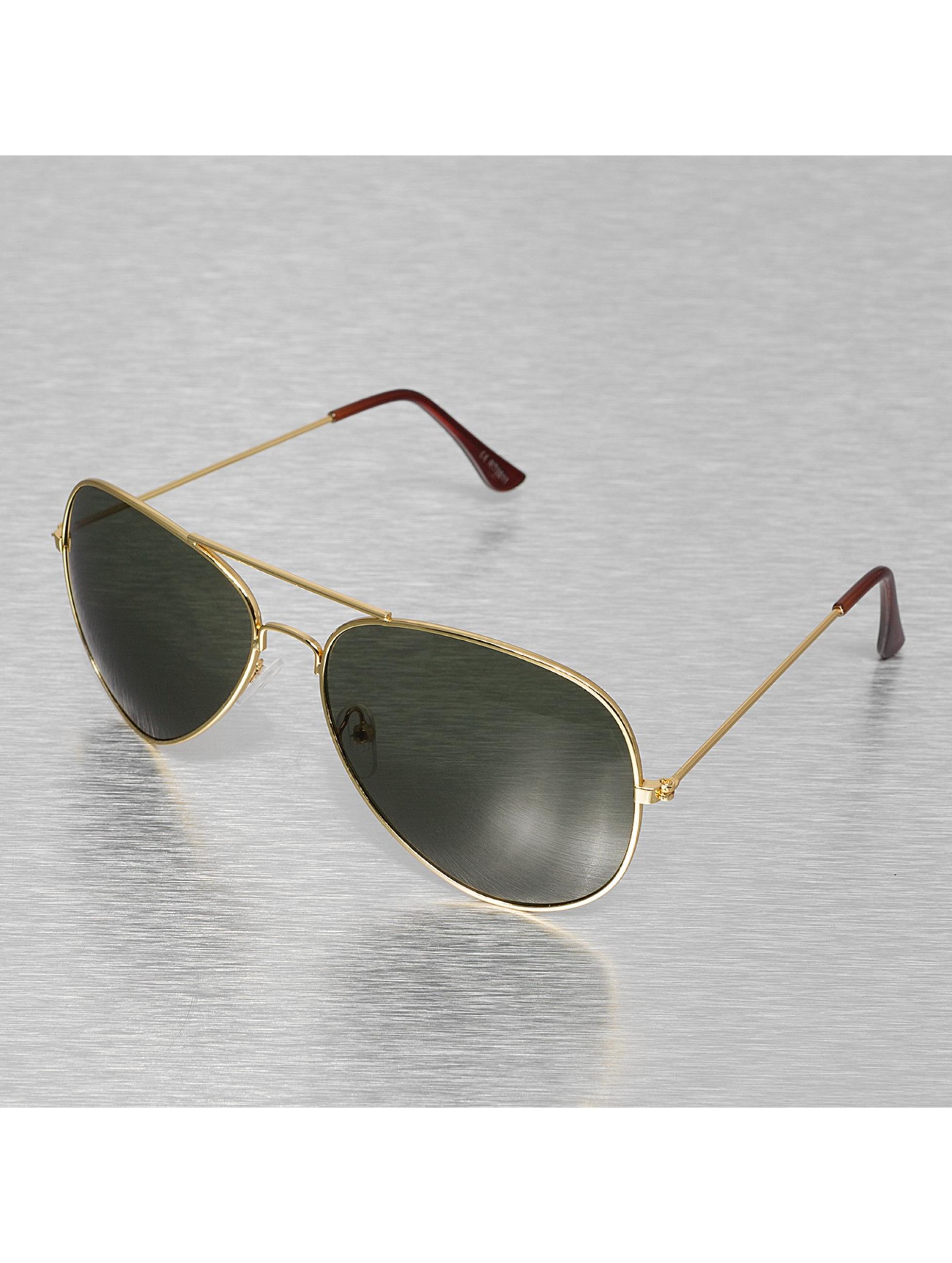 Miami Vision Sonnenbrille Vision goldfarben