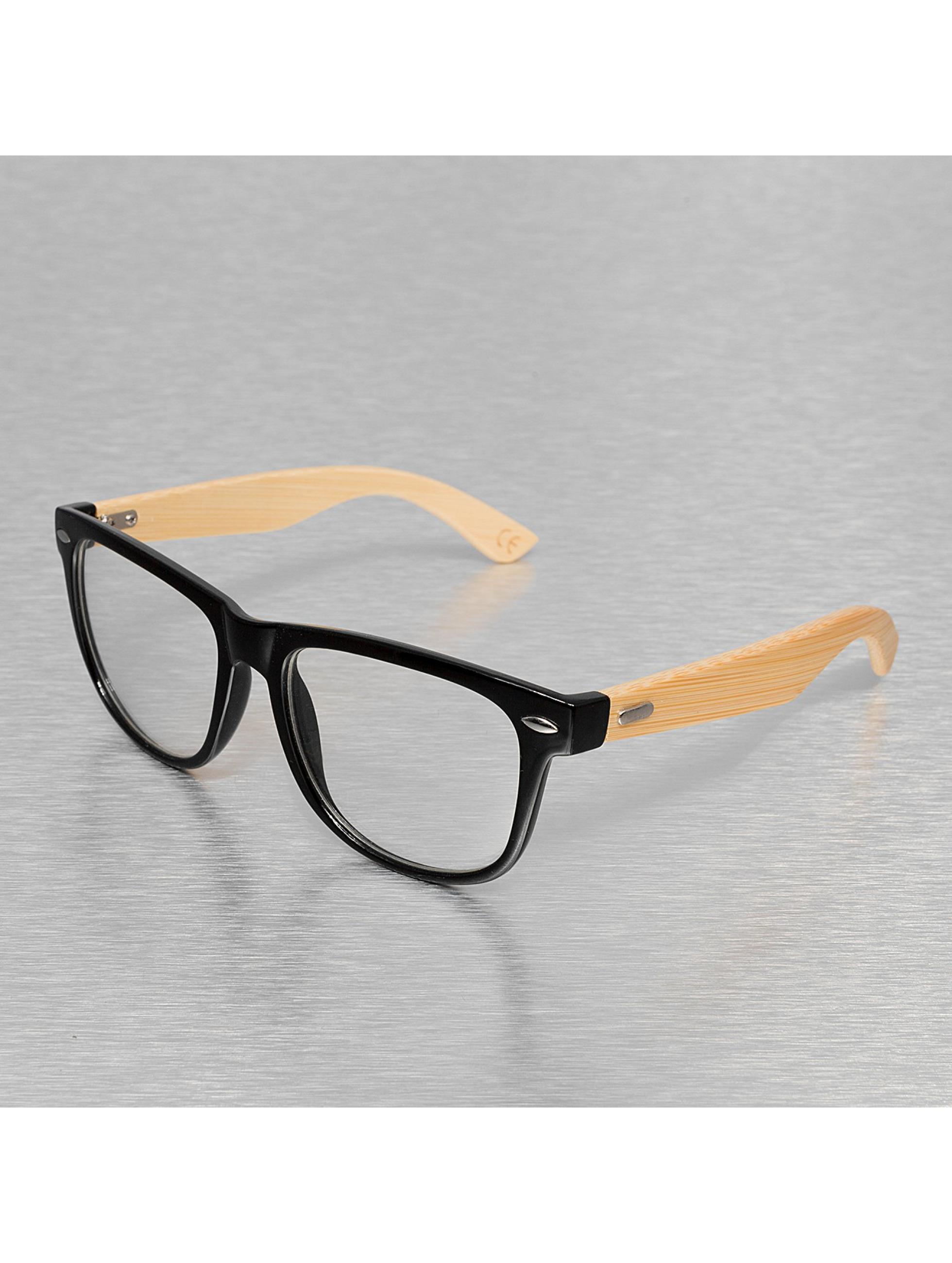Miami Vision Sonnenbrille Bamboo schwarz