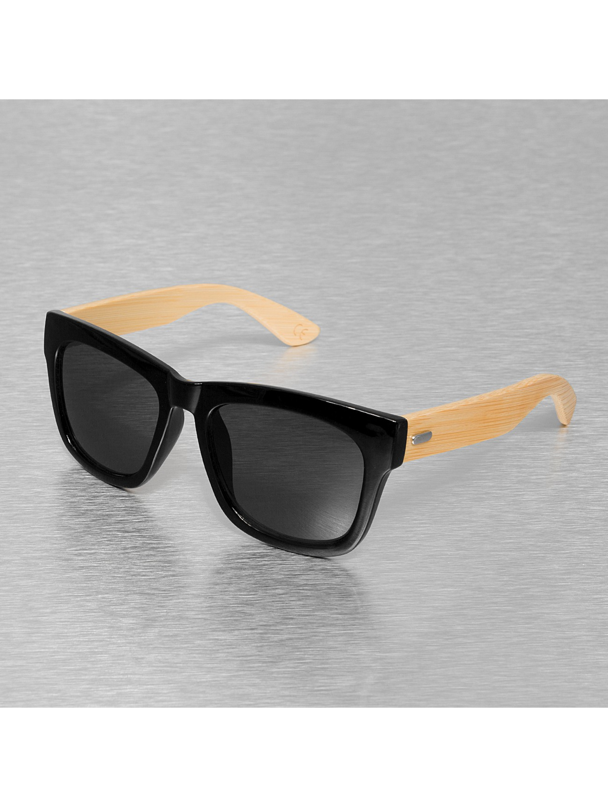 Miami Vision Zonnebril Bamboo zwart