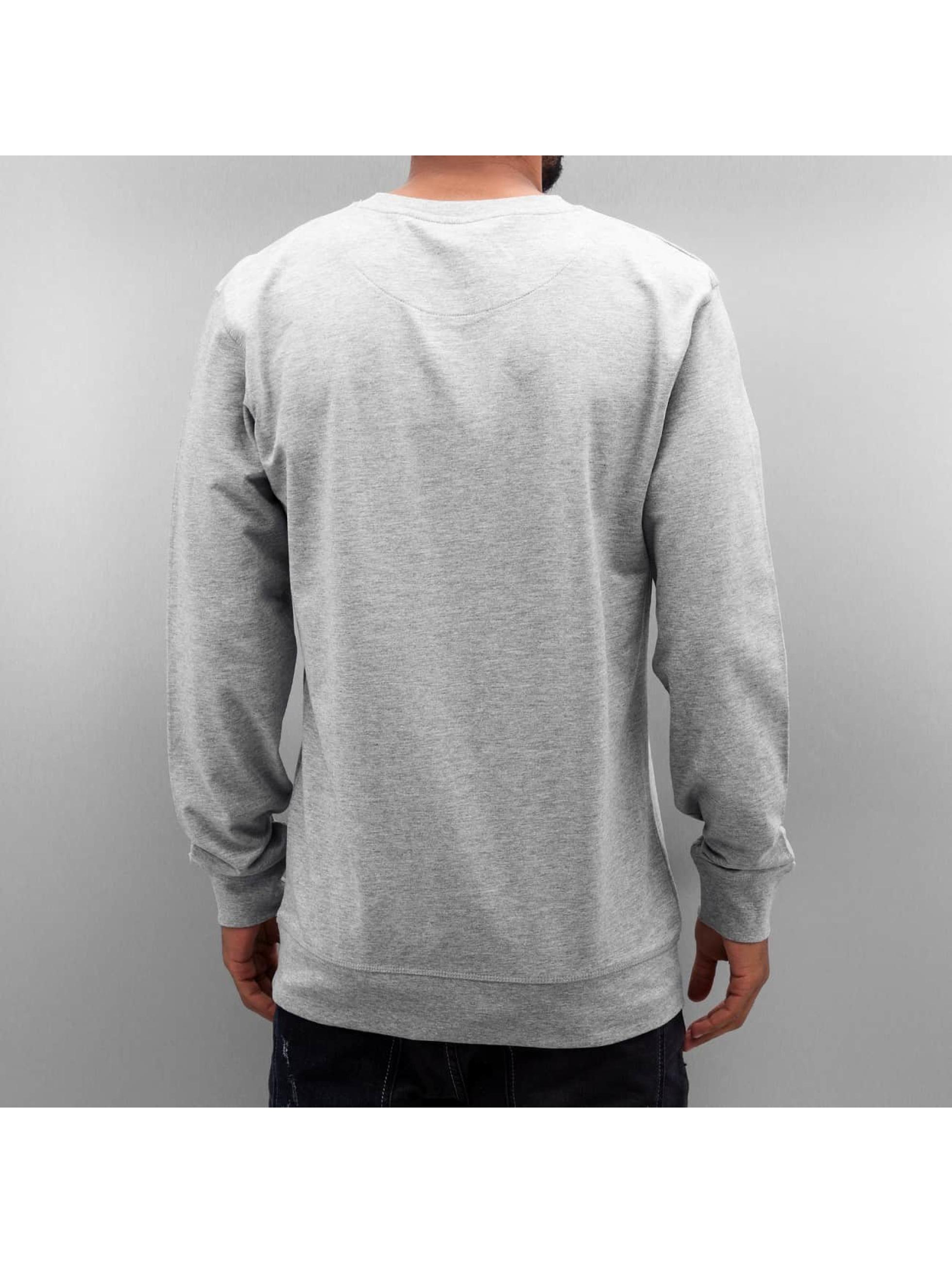 Mister Tee Пуловер John Lennon Imagine серый