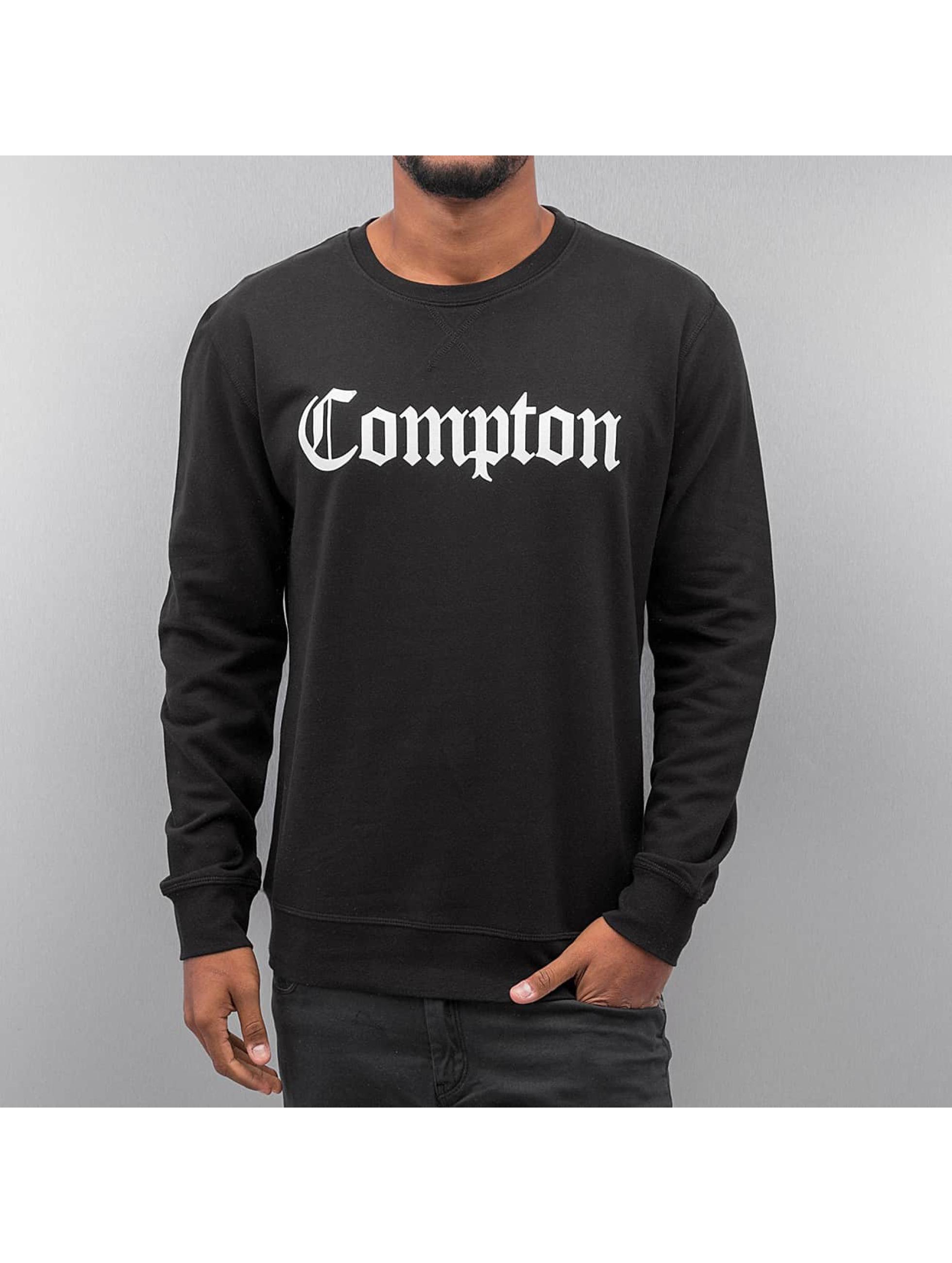 Mister Tee Пуловер Compton черный
