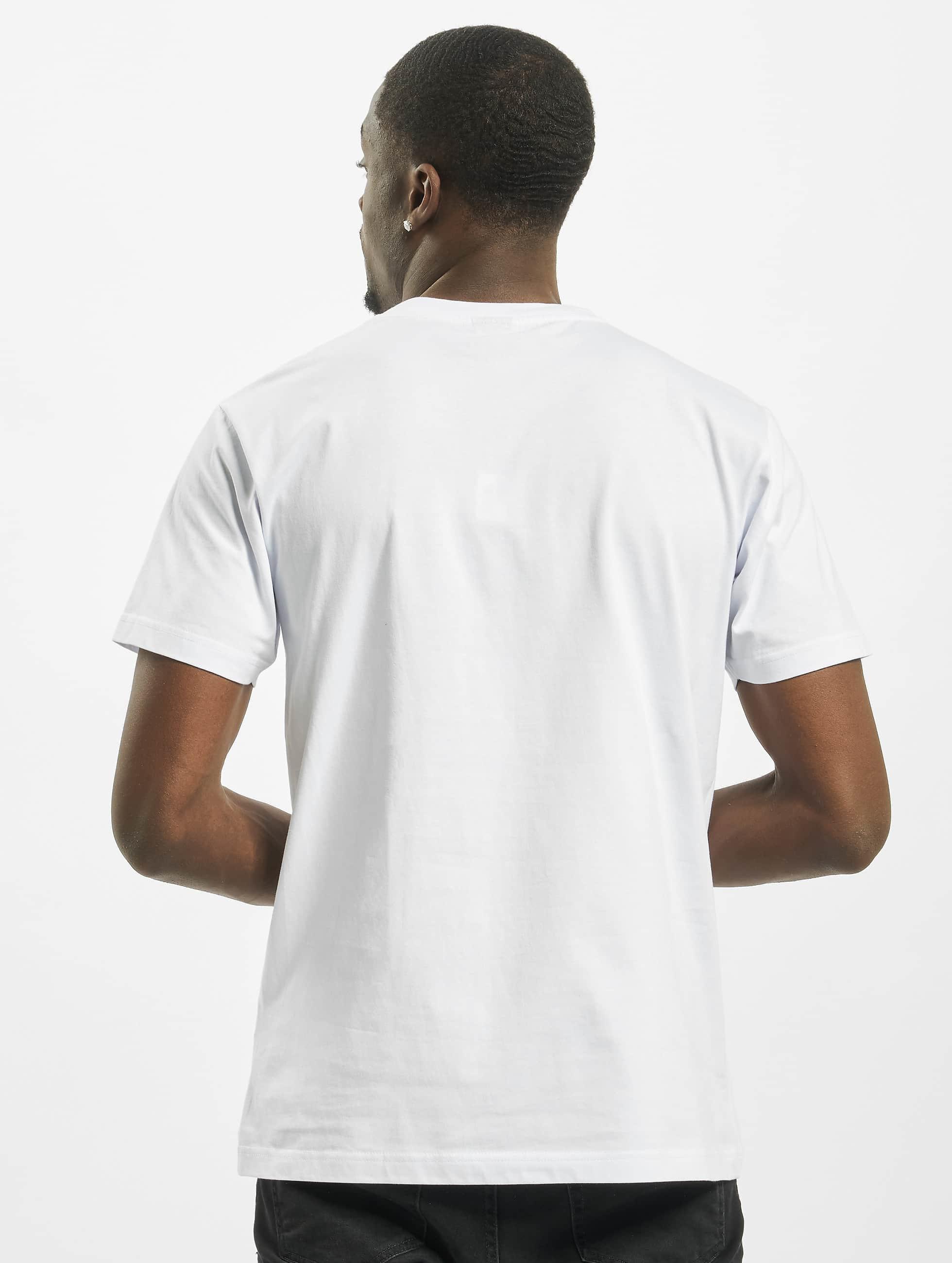 Mister Tee Camiseta Tupac Collage blanco