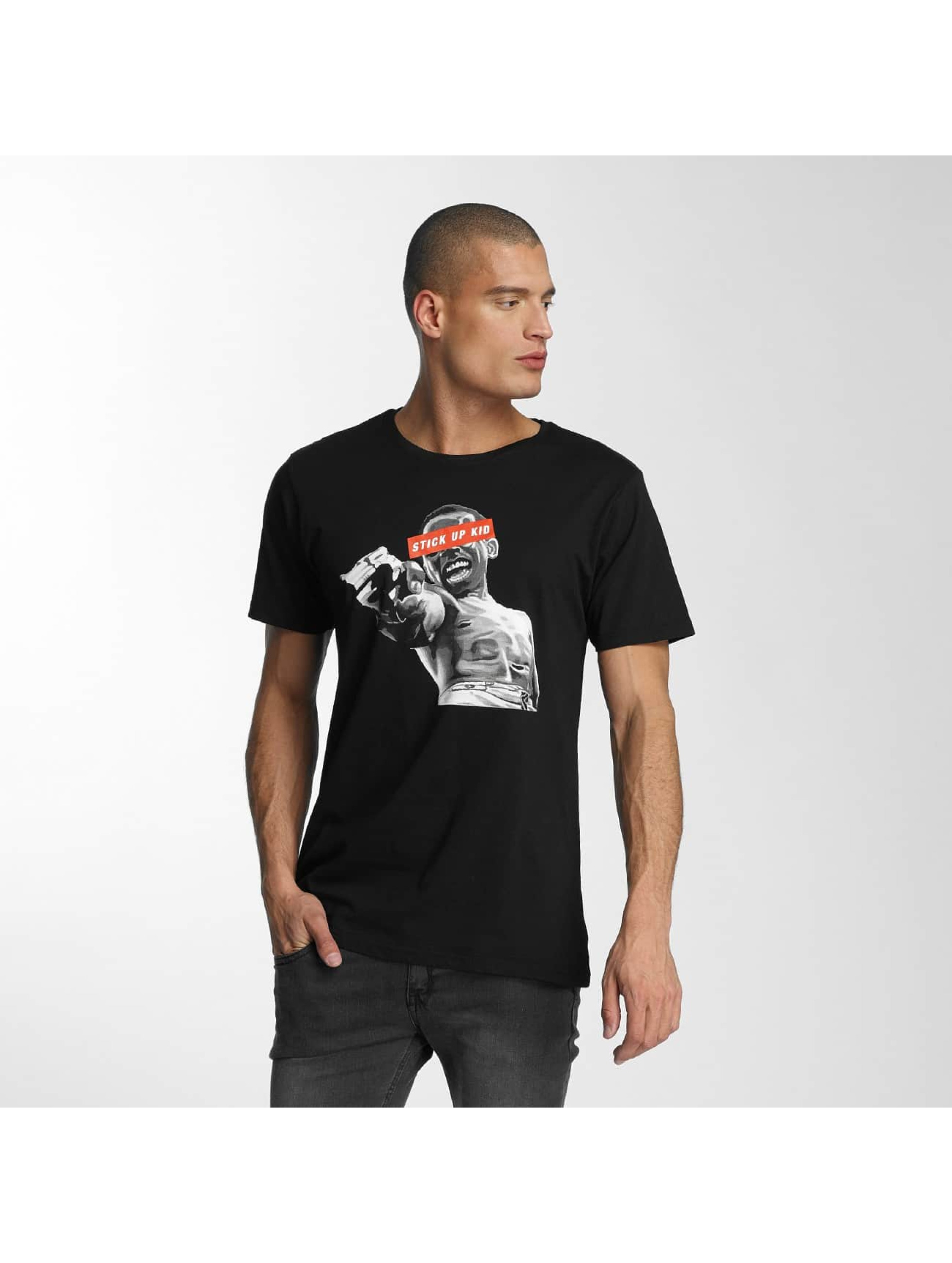 Mister Tee Camiseta Stick Up Kid negro