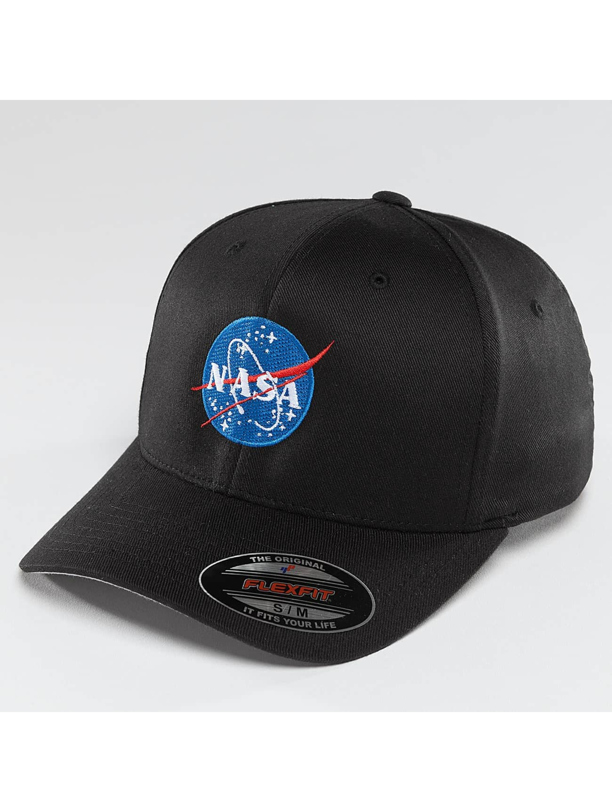 Mister Tee Flexfitted Cap NASA sort
