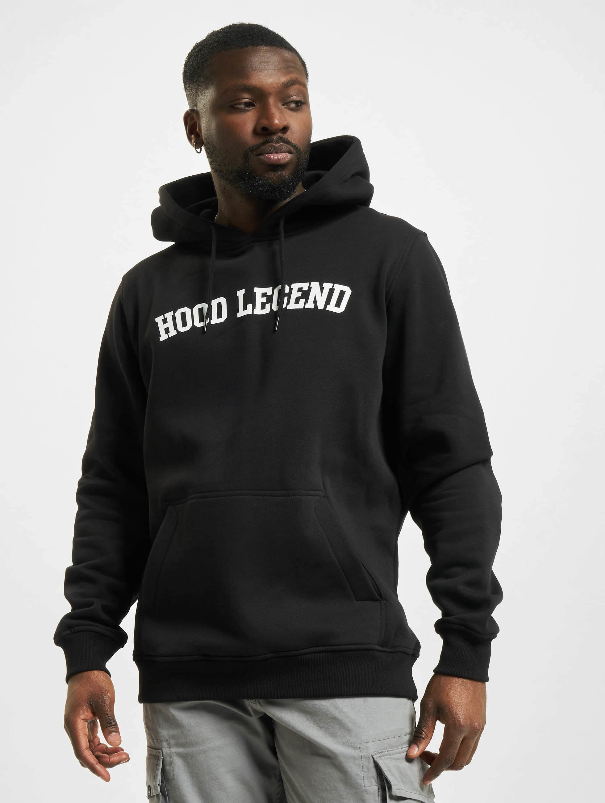 Mister Tee Hettegensre Hood Legend svart