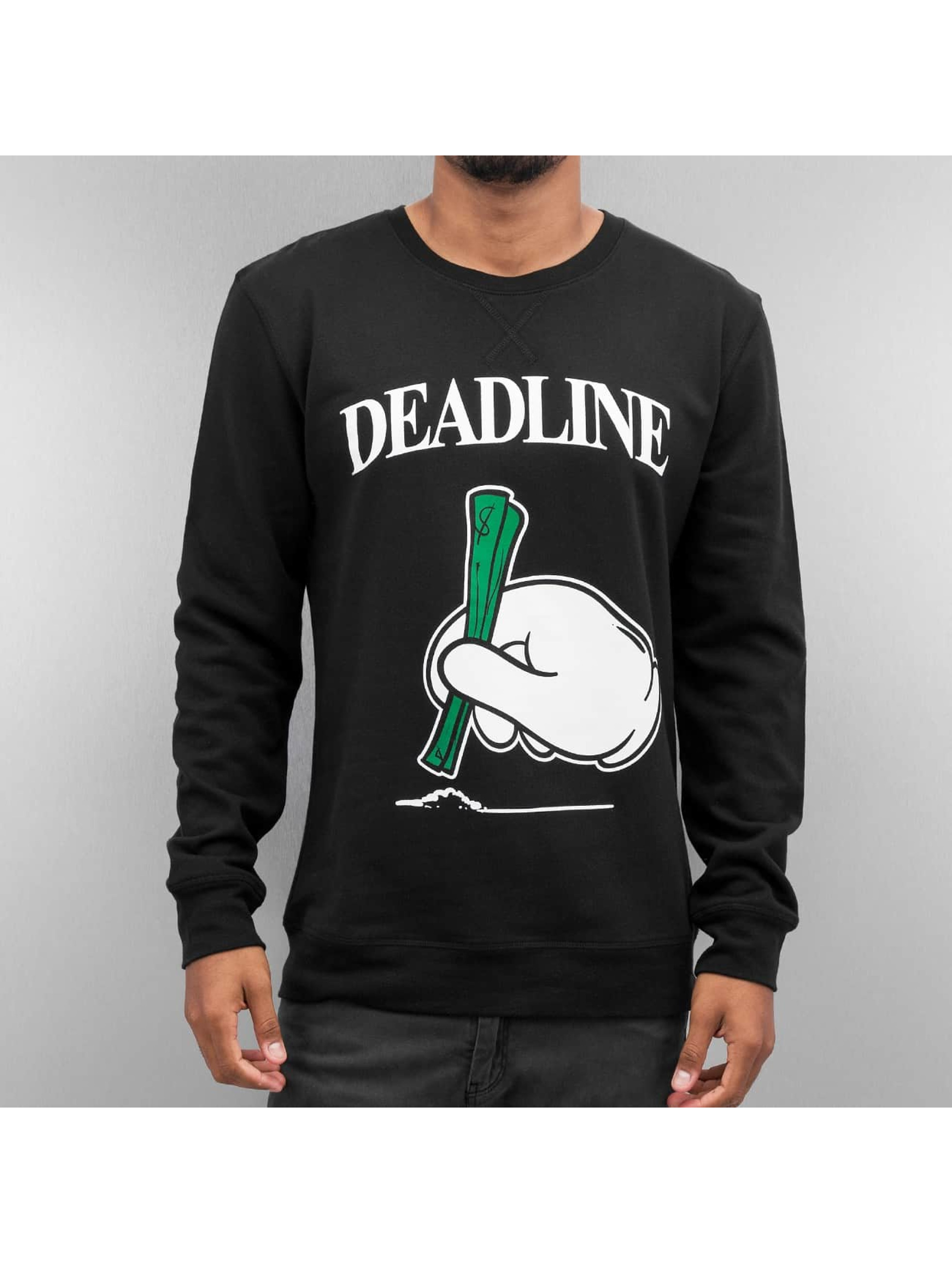 Mister Tee Jumper Deadline black