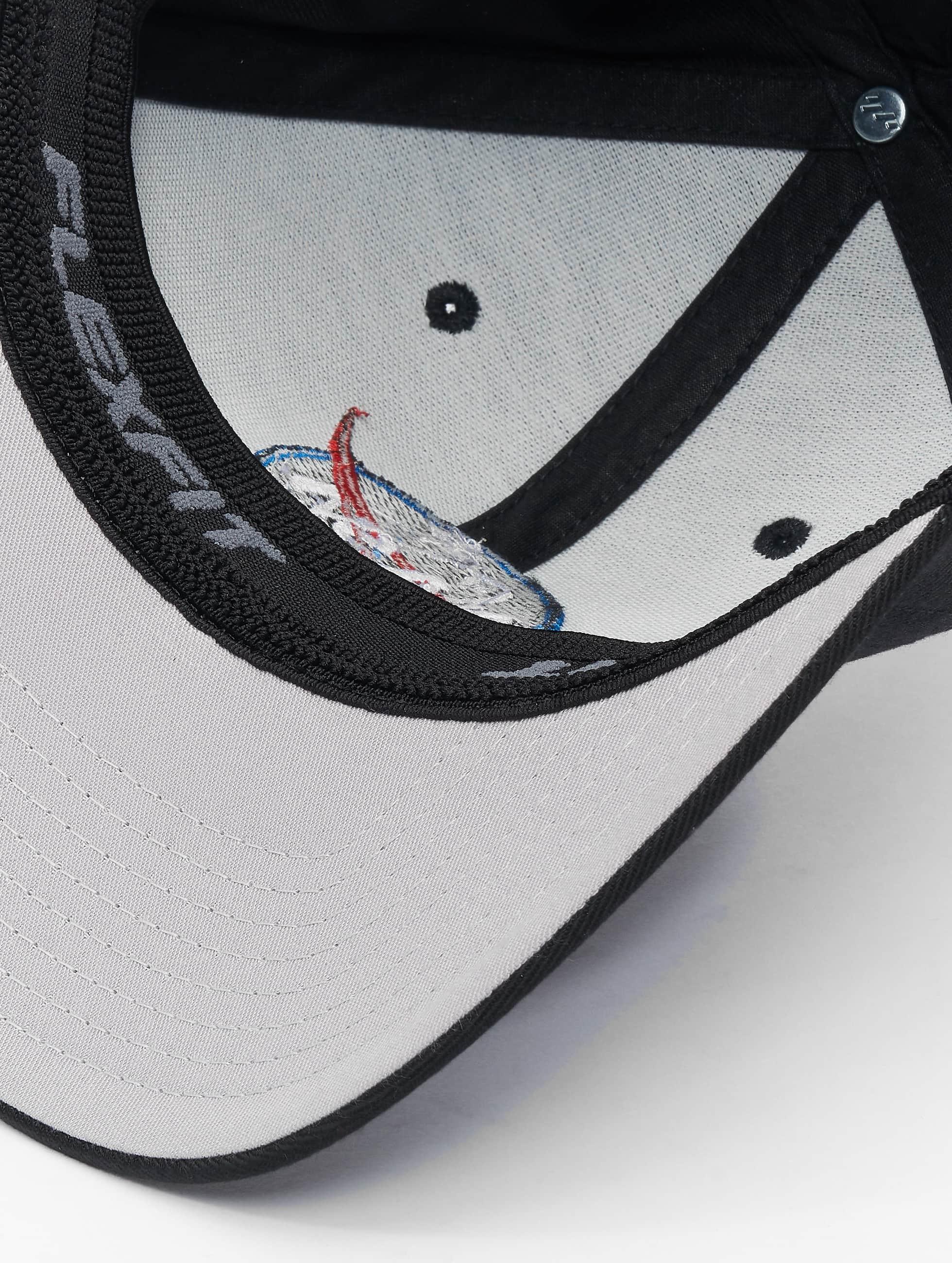 Mister Tee Lastebilsjåfør- / flexfitted caps NASA svart