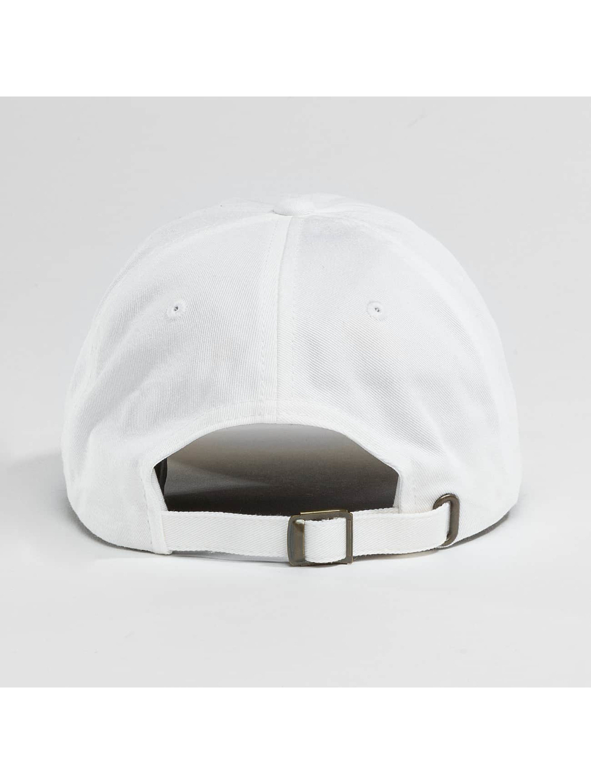 Mister Tee Snapback Cap Fire Dad bianco