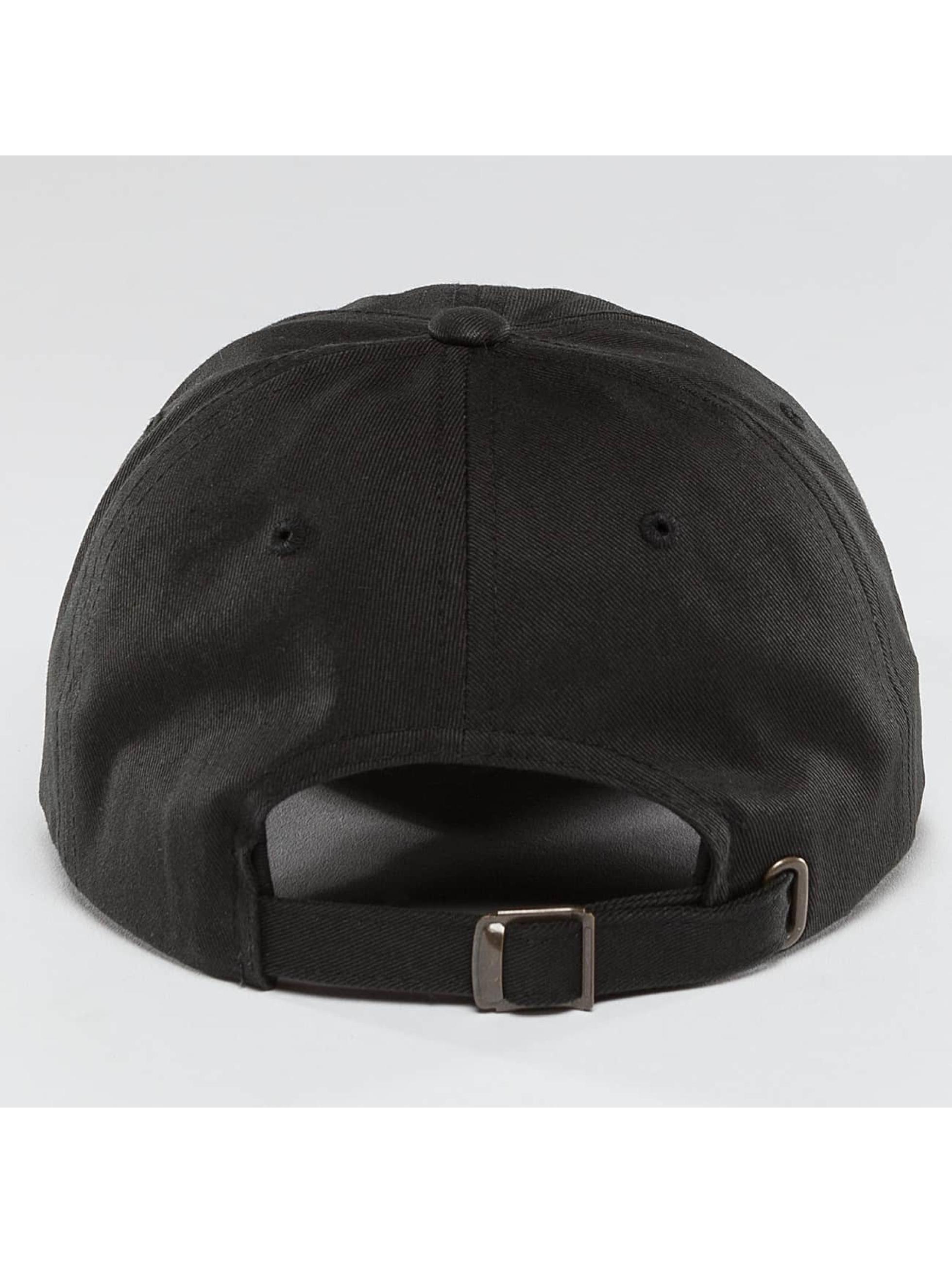 Mister Tee Snapback Cap Crown Dad nero