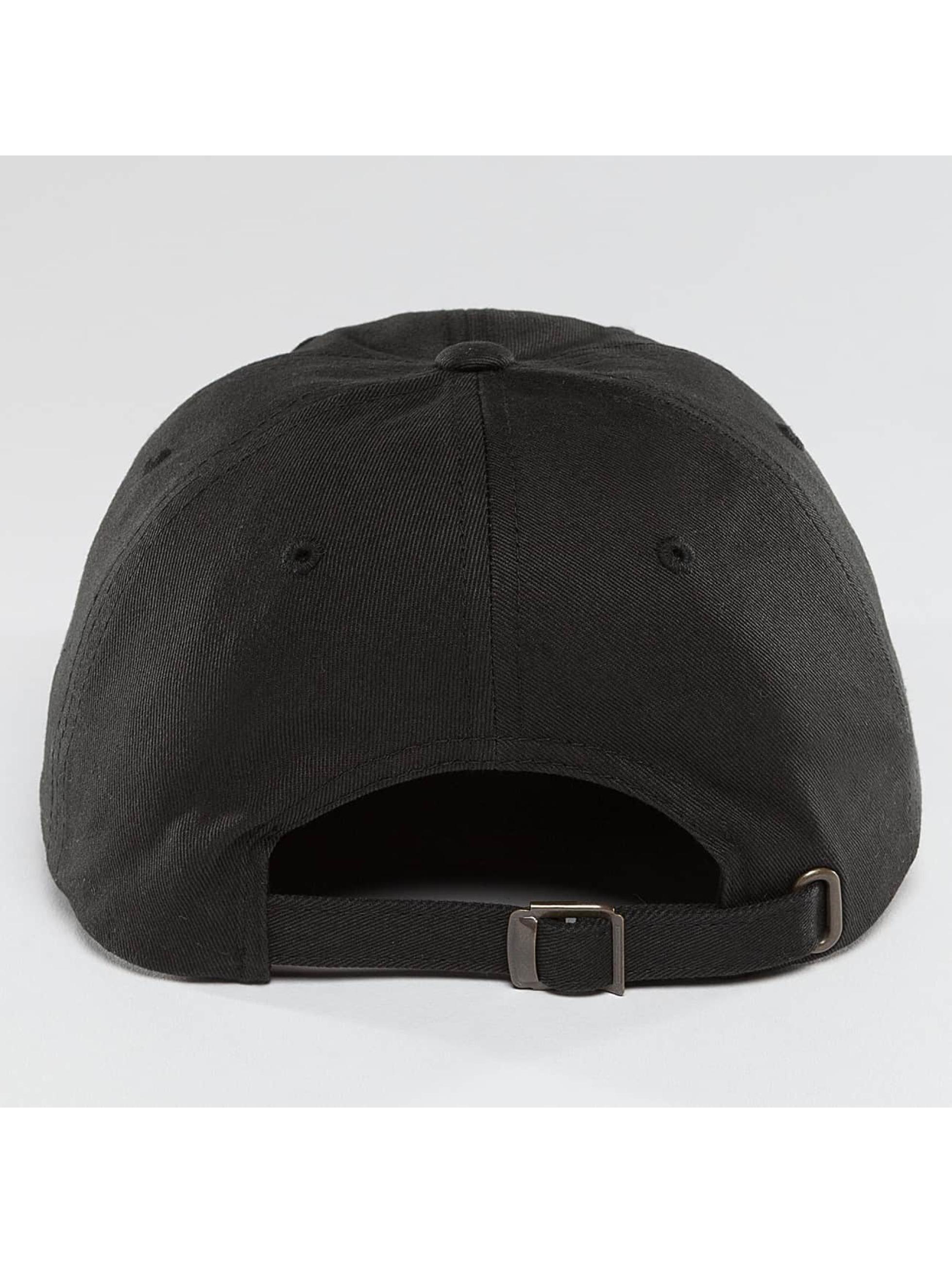 Mister Tee Snapback Cap Compton schwarz