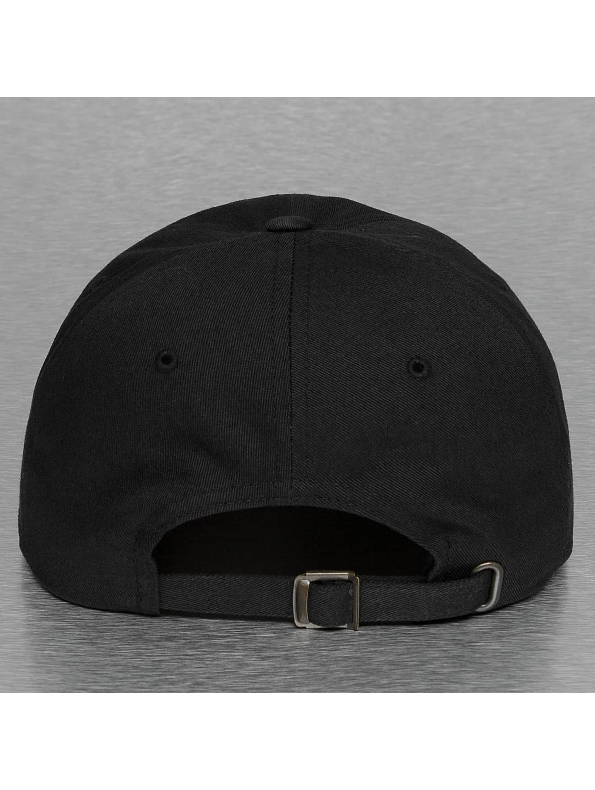 Mister Tee snapback cap Beer zwart