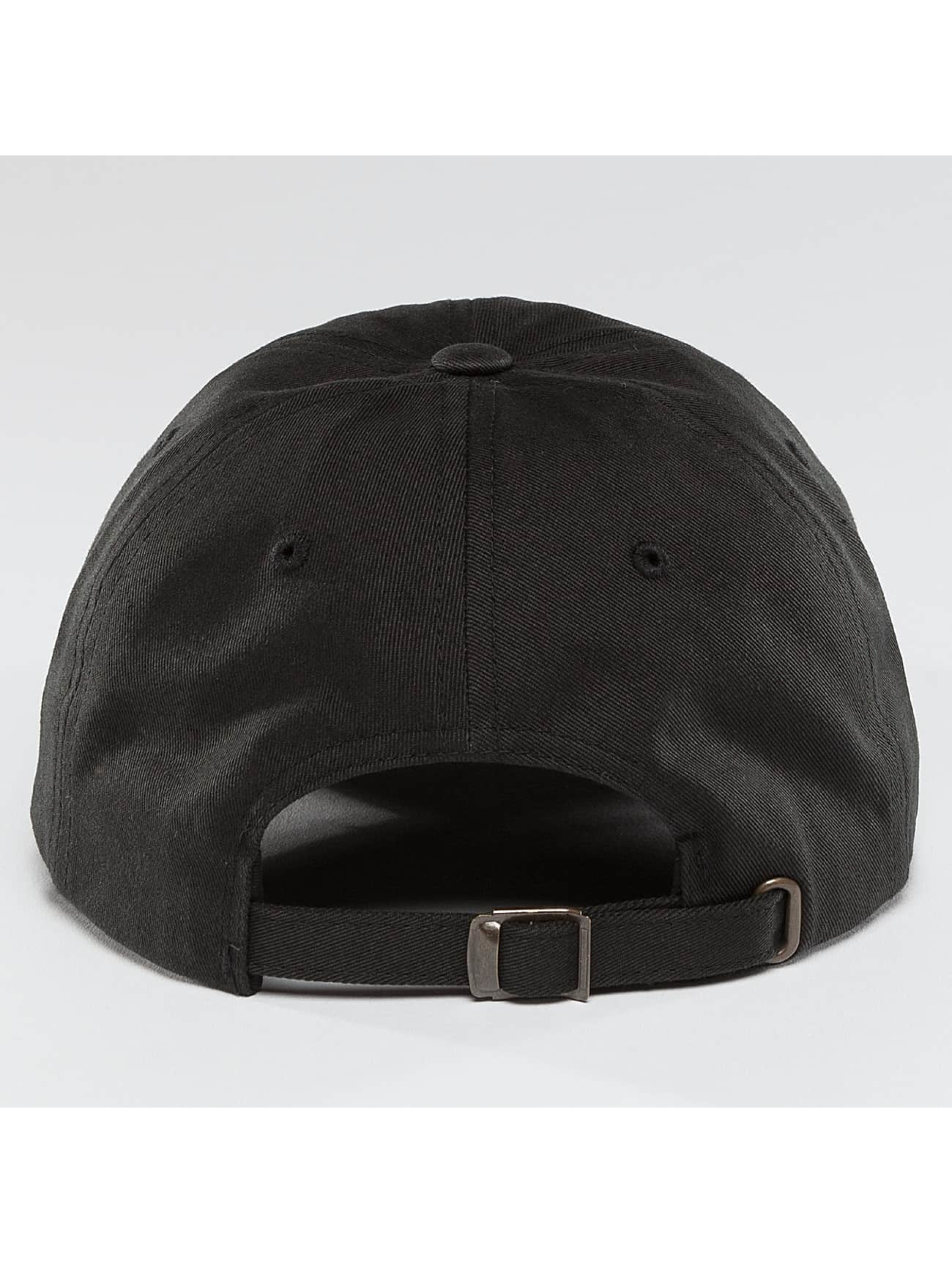 Mister Tee snapback cap Shark Dad zwart