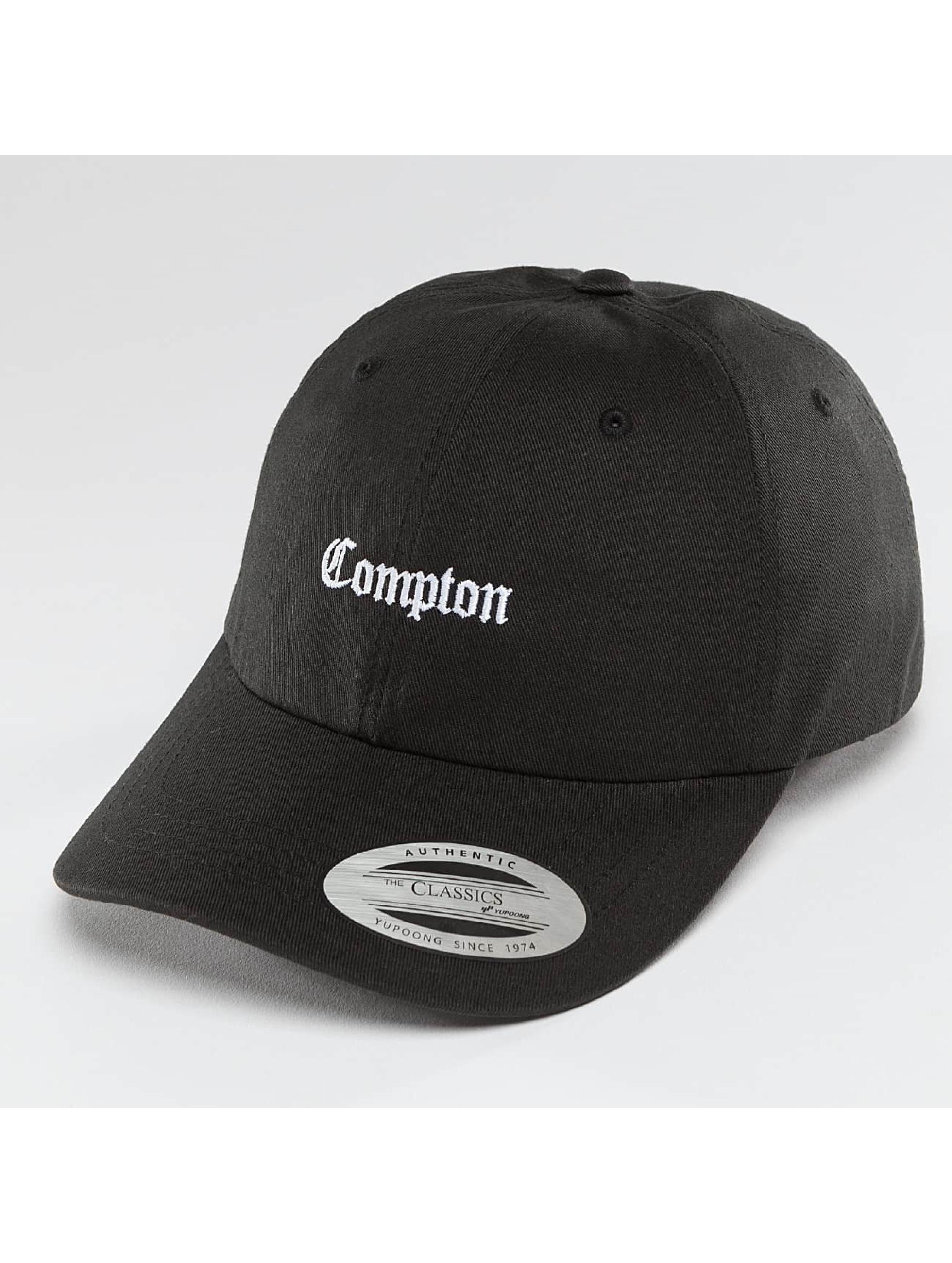 Mister Tee Snapback Caps Compton čern