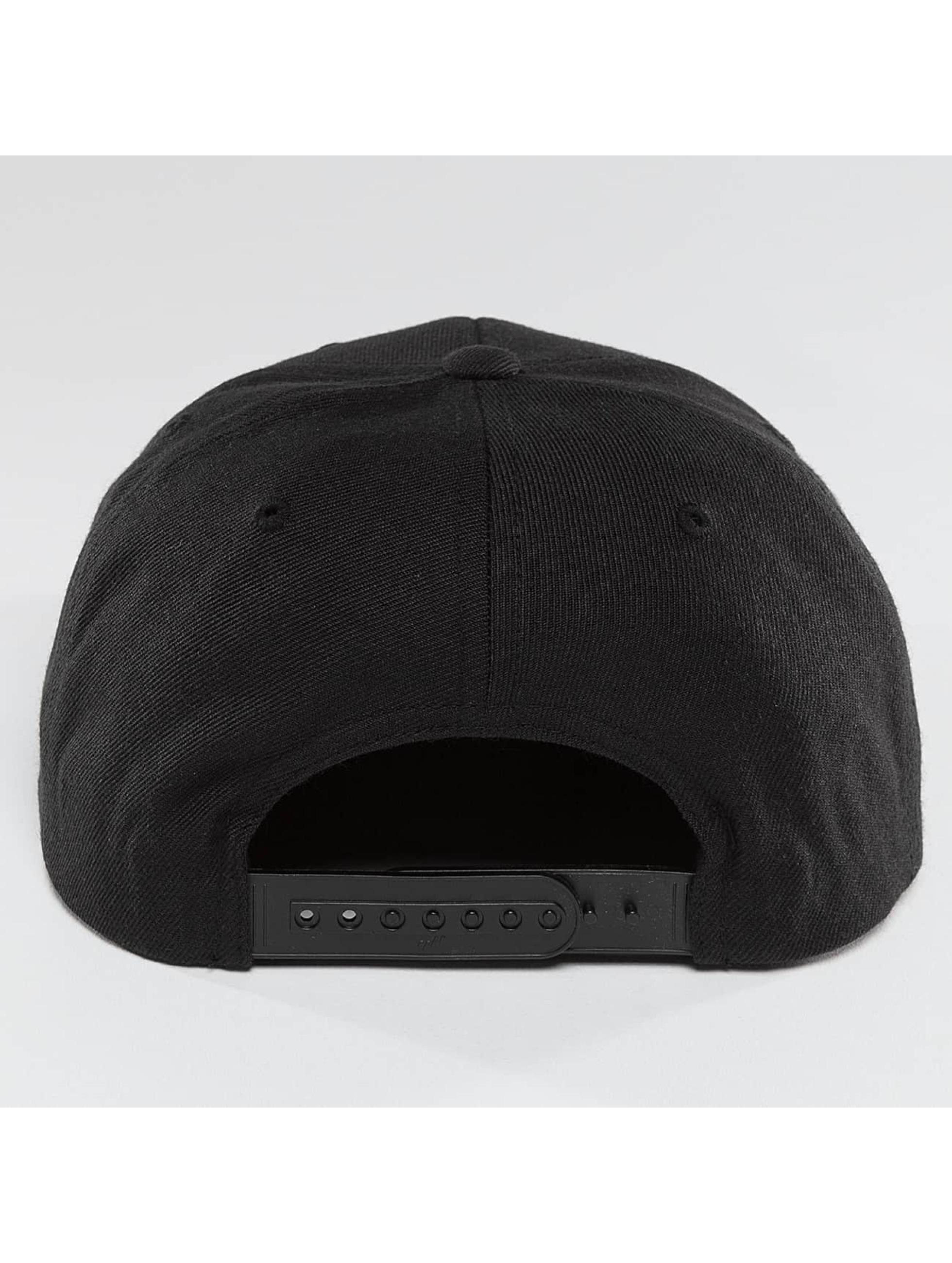 Mister Tee Snapback Caps S.I.N.N. musta