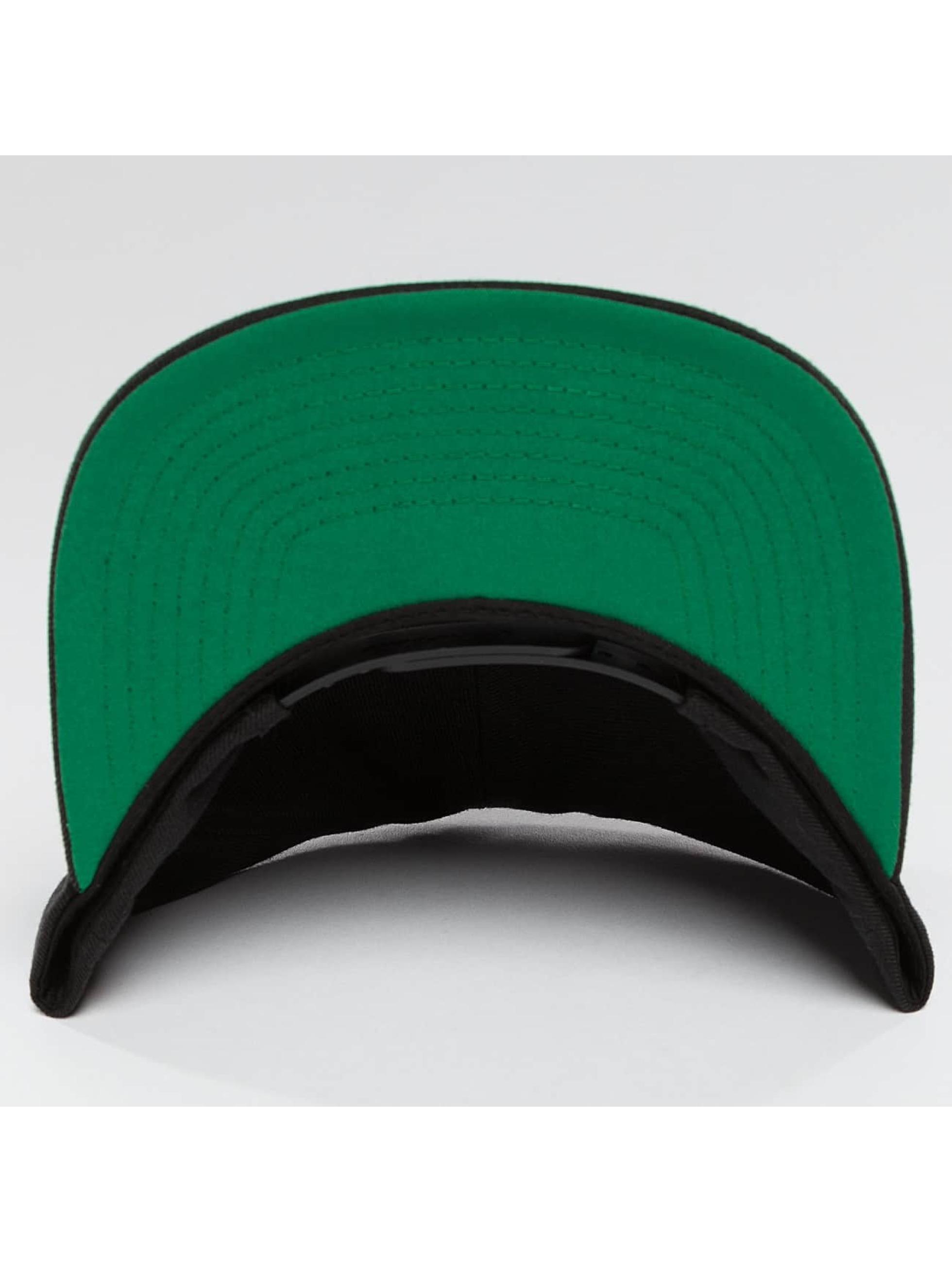 Mister Tee Snapback Caps NASA musta