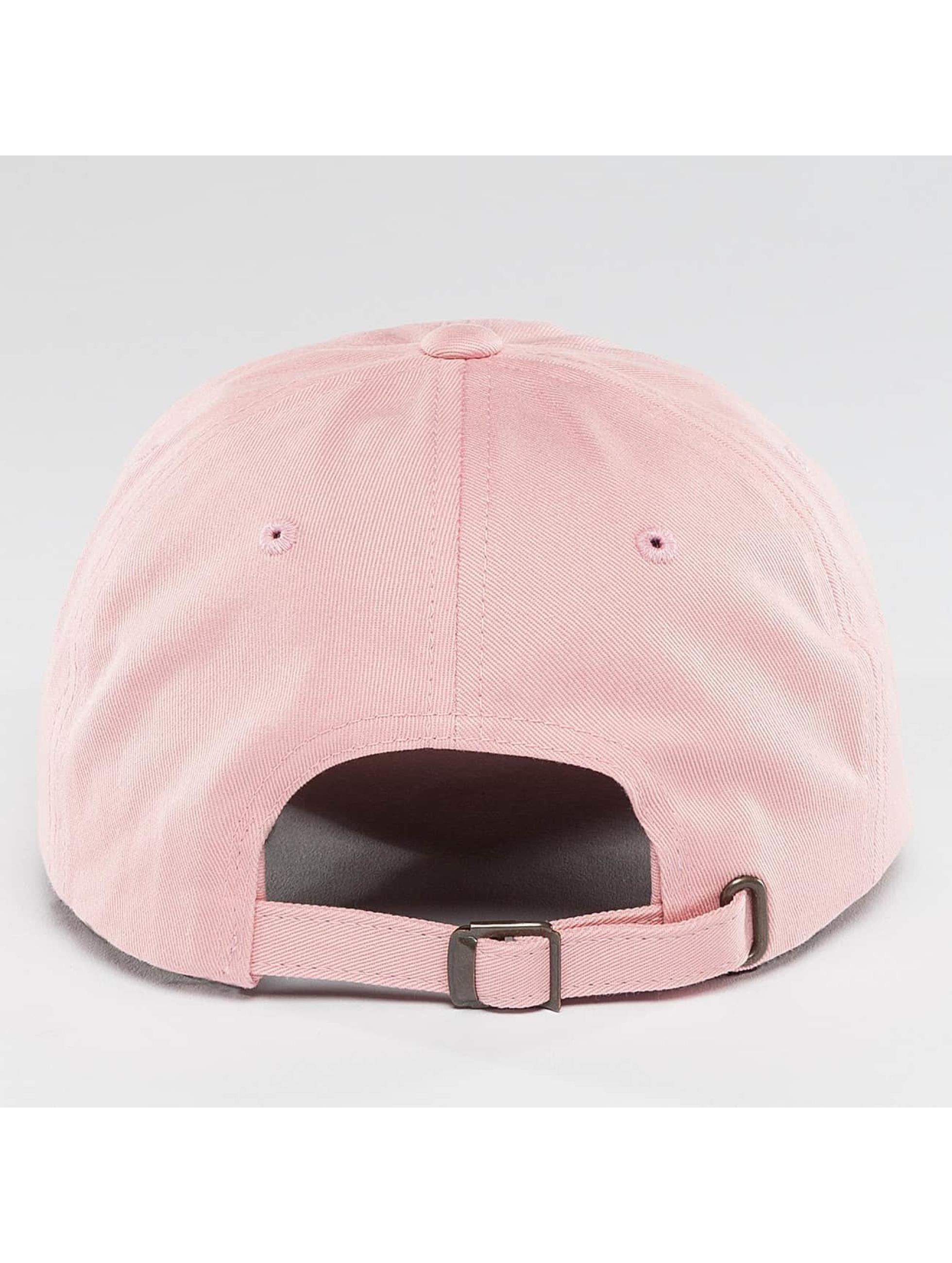 Mister Tee Snapback Caps Unicorn Dad rózowy