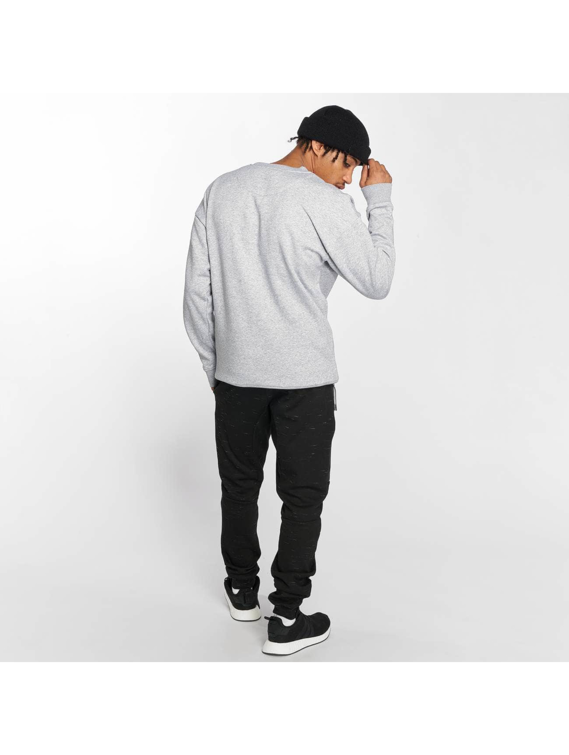 Mister Tee Sweat & Pull Embossed NASA Worm gris