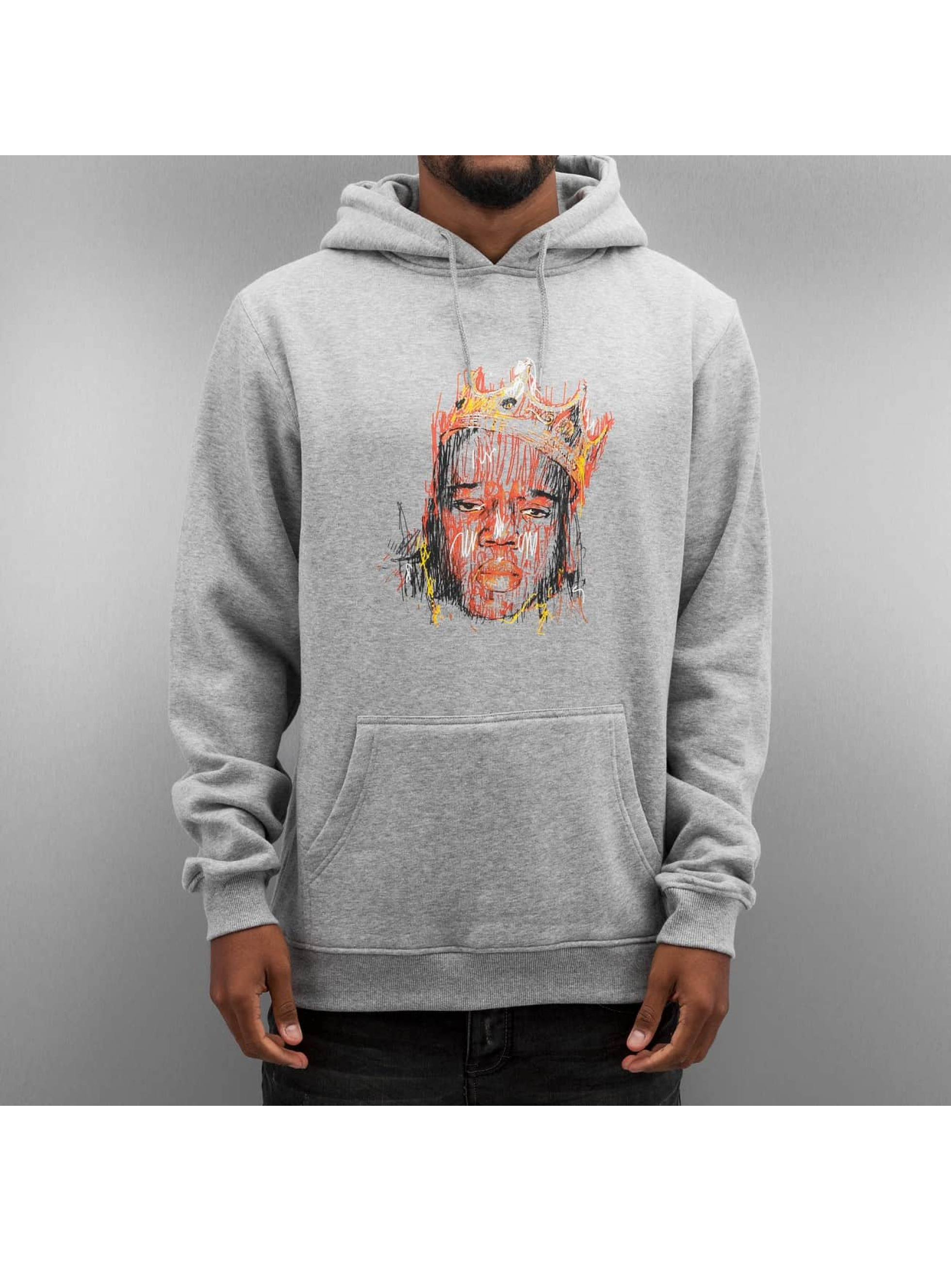 Mister Tee Sweat capuche A Dream gris