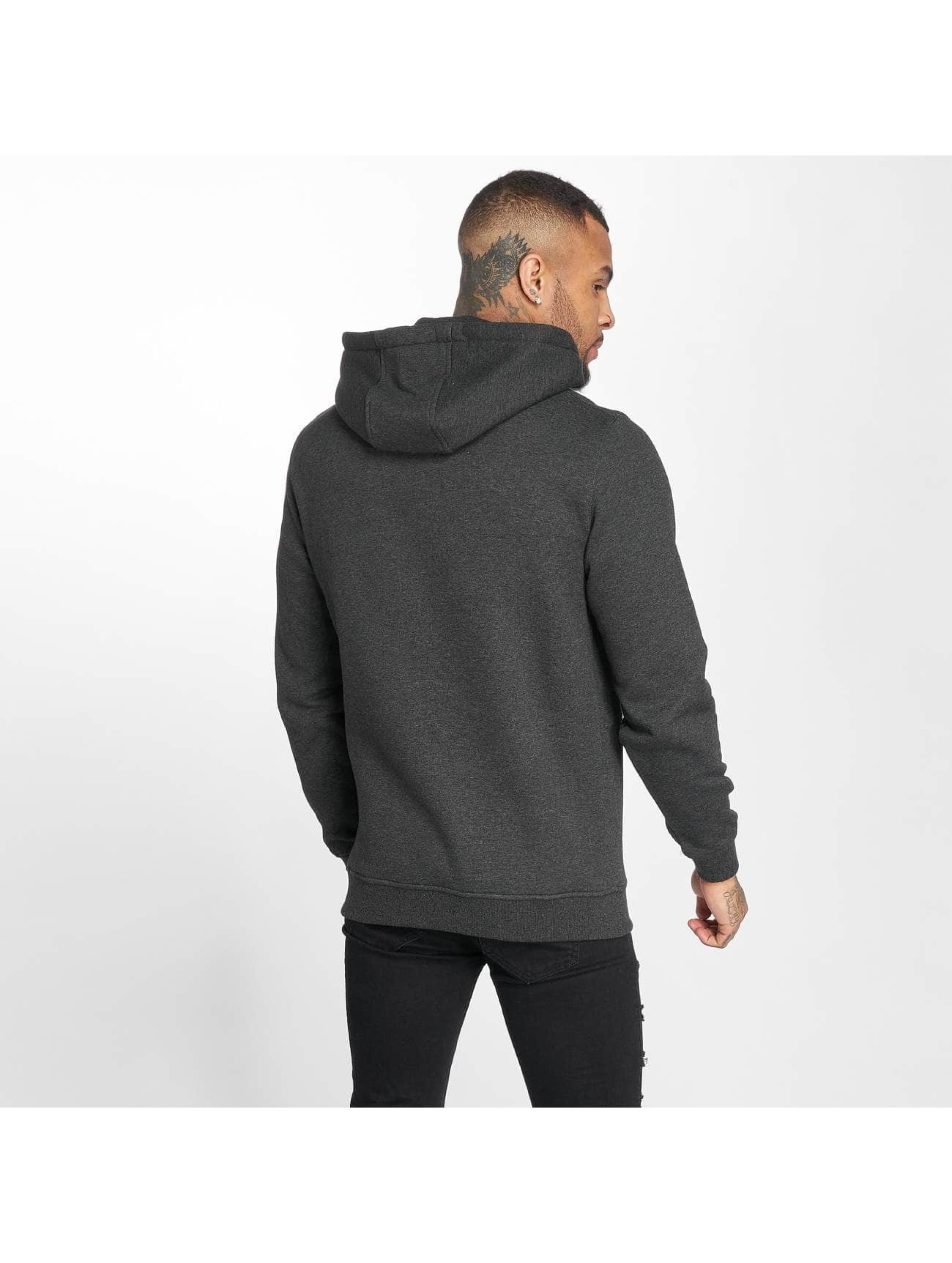 Mister Tee Sweat capuche Pray gris