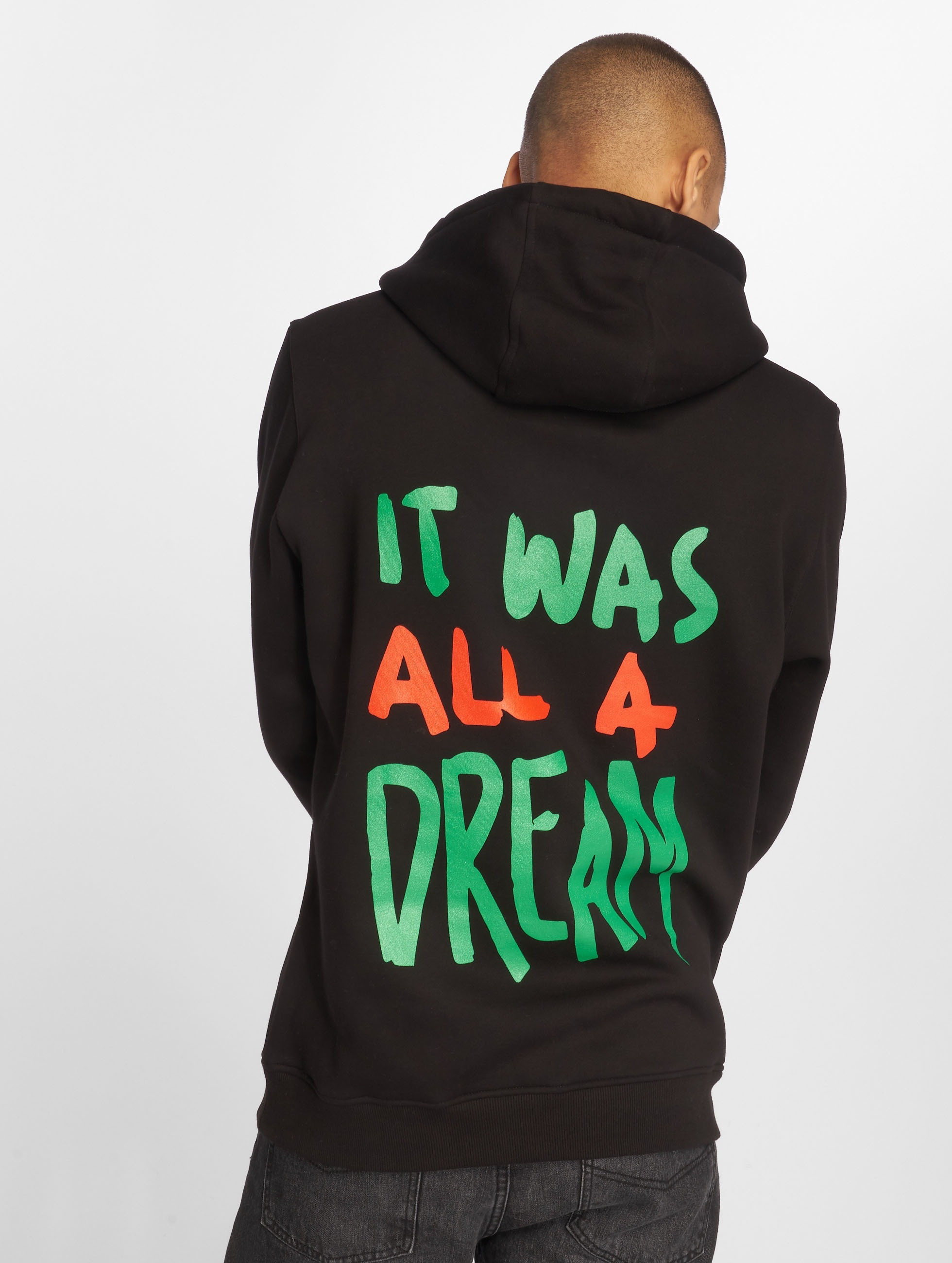 Mister Tee Sweat capuche A Dream noir