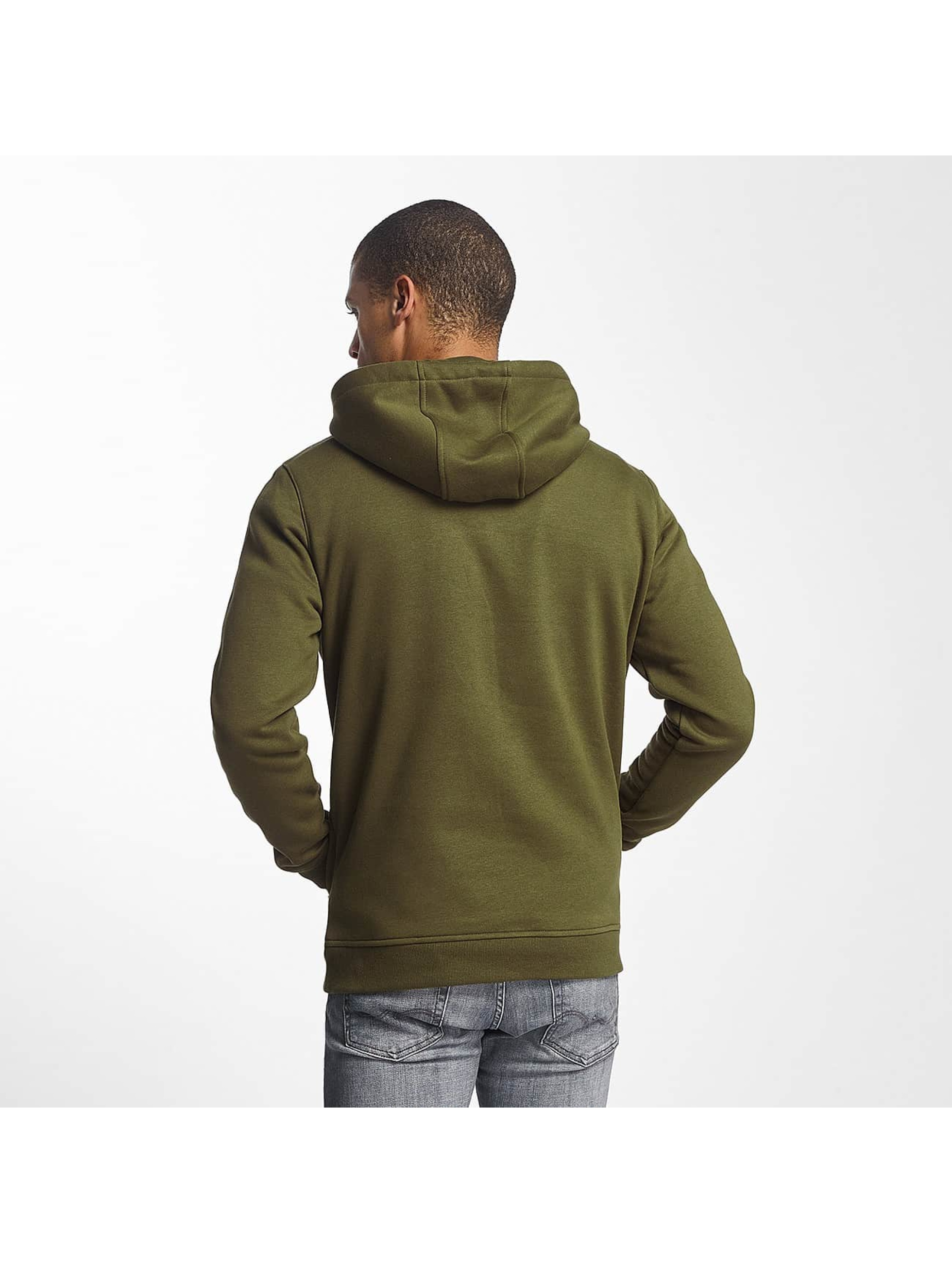 Mister Tee Sweat capuche Hard Knock olive