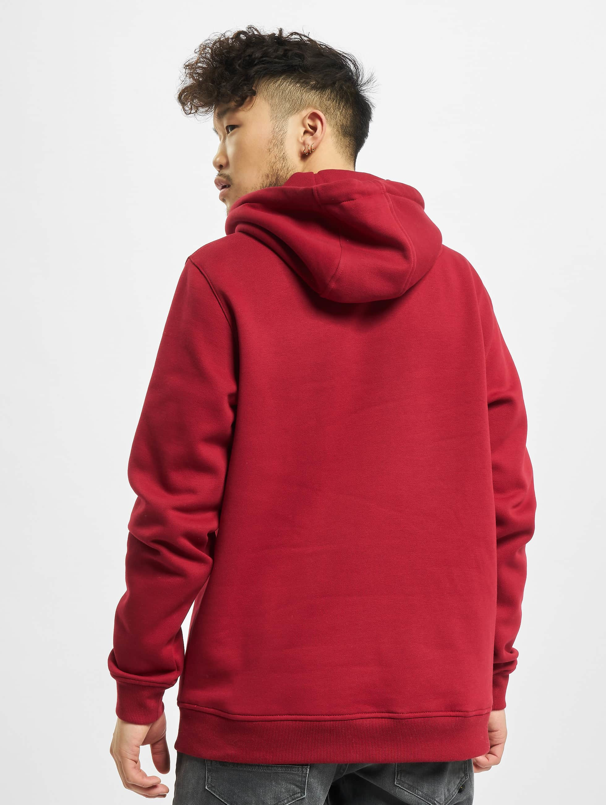 Mister Tee Sweat capuche KDOT rouge